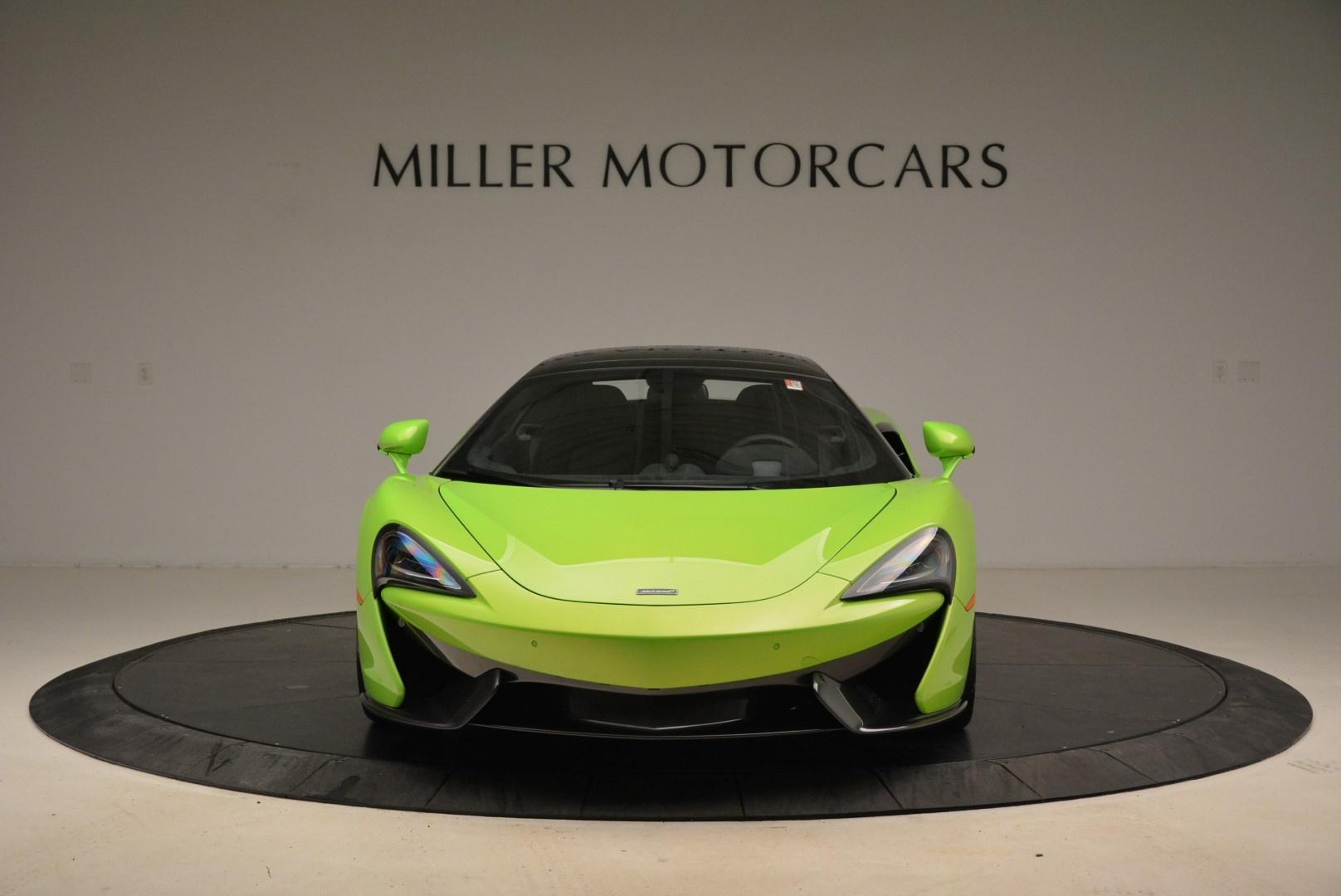 New 2018 McLaren 570S Spider For Sale In Greenwich, CT. Alfa Romeo of Greenwich, MC339 2087_p22