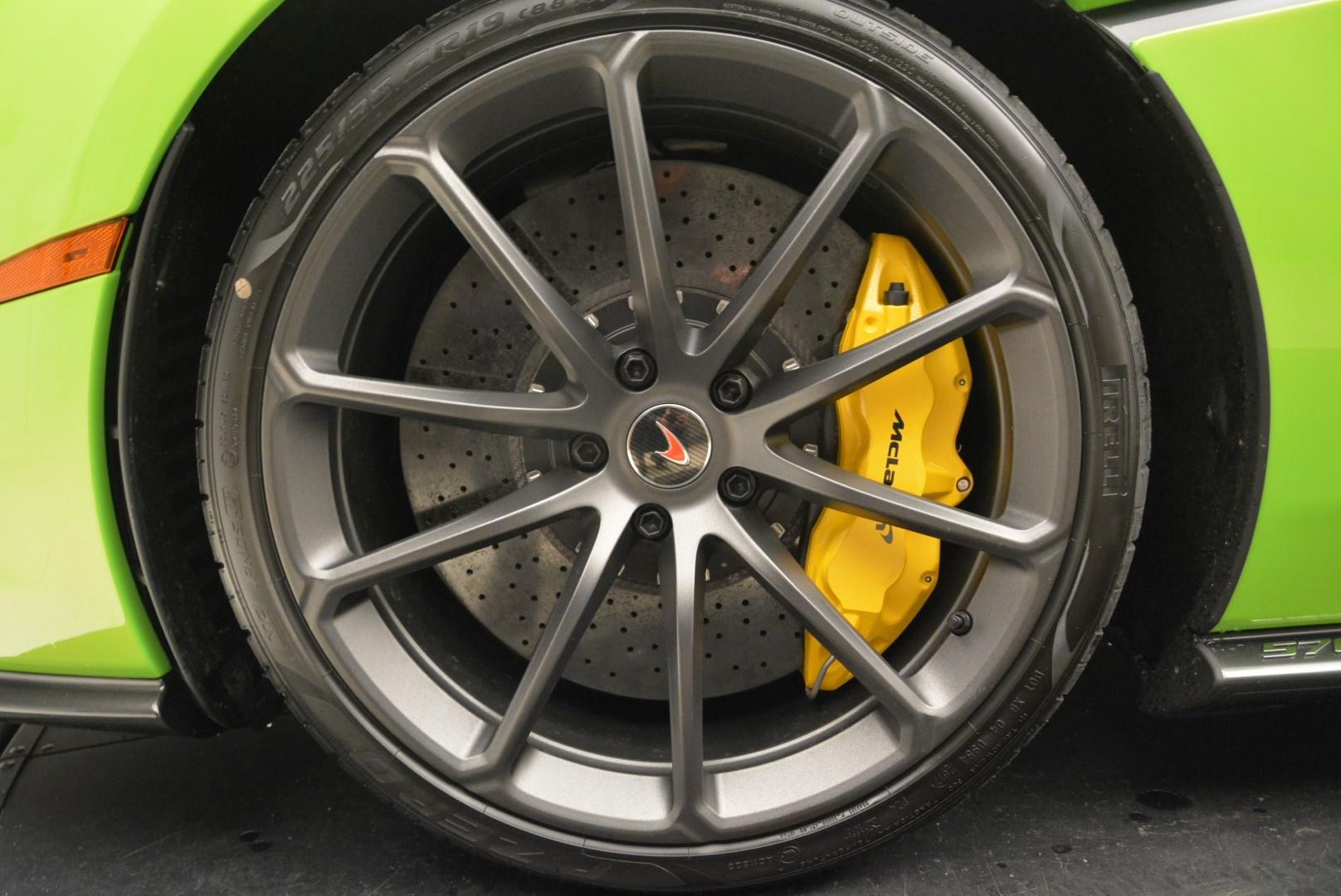 New 2018 McLaren 570S Spider For Sale In Greenwich, CT. Alfa Romeo of Greenwich, MC339 2087_p23