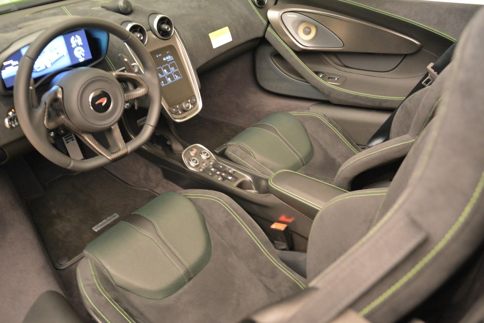 New 2018 McLaren 570S Spider For Sale In Greenwich, CT. Alfa Romeo of Greenwich, MC339 2087_p25