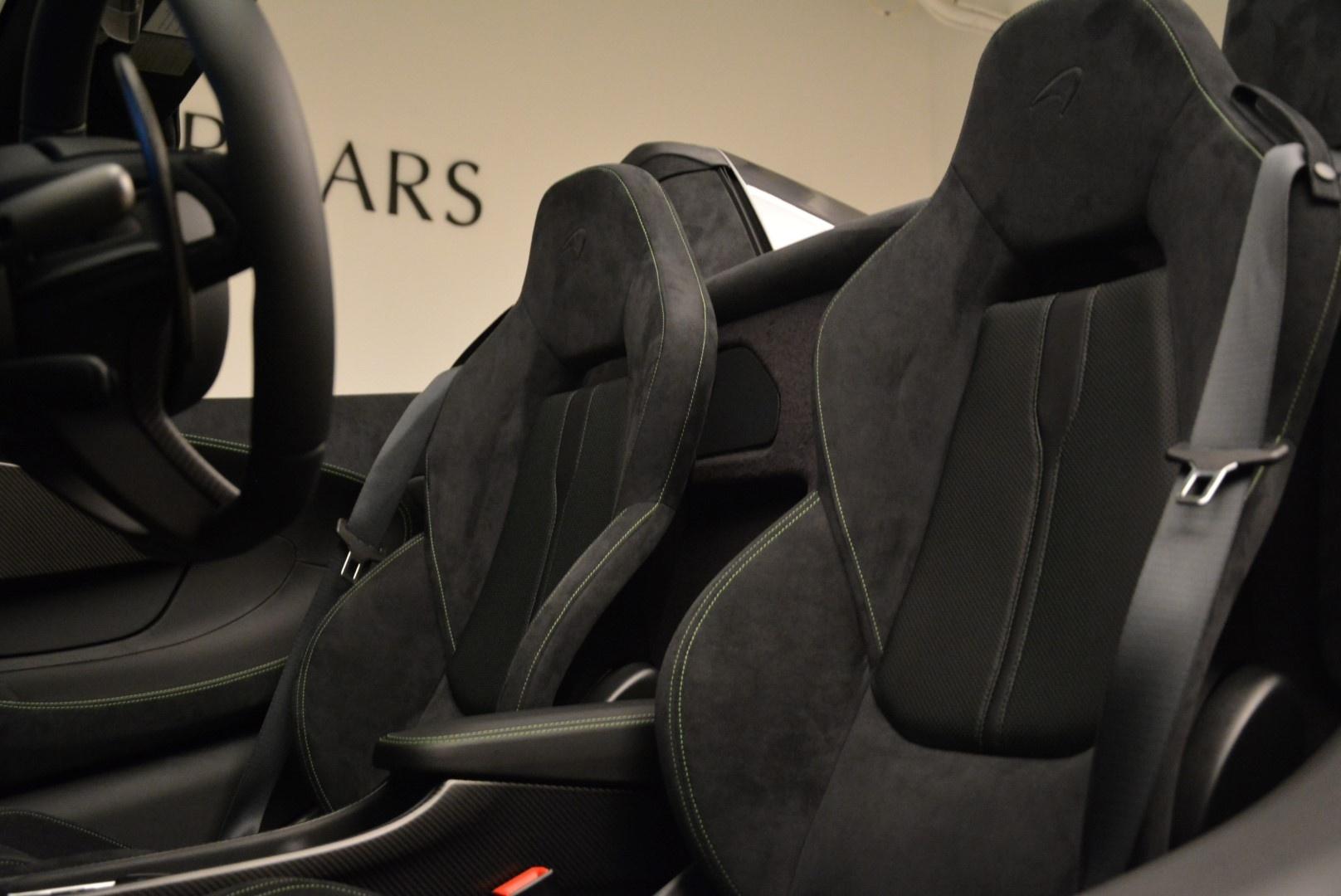 New 2018 McLaren 570S Spider For Sale In Greenwich, CT. Alfa Romeo of Greenwich, MC339 2087_p27