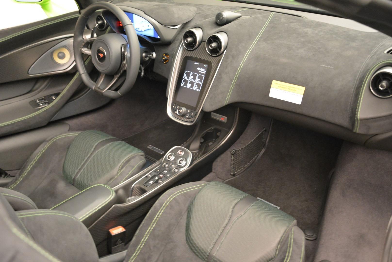 New 2018 McLaren 570S Spider For Sale In Greenwich, CT. Alfa Romeo of Greenwich, MC339 2087_p29