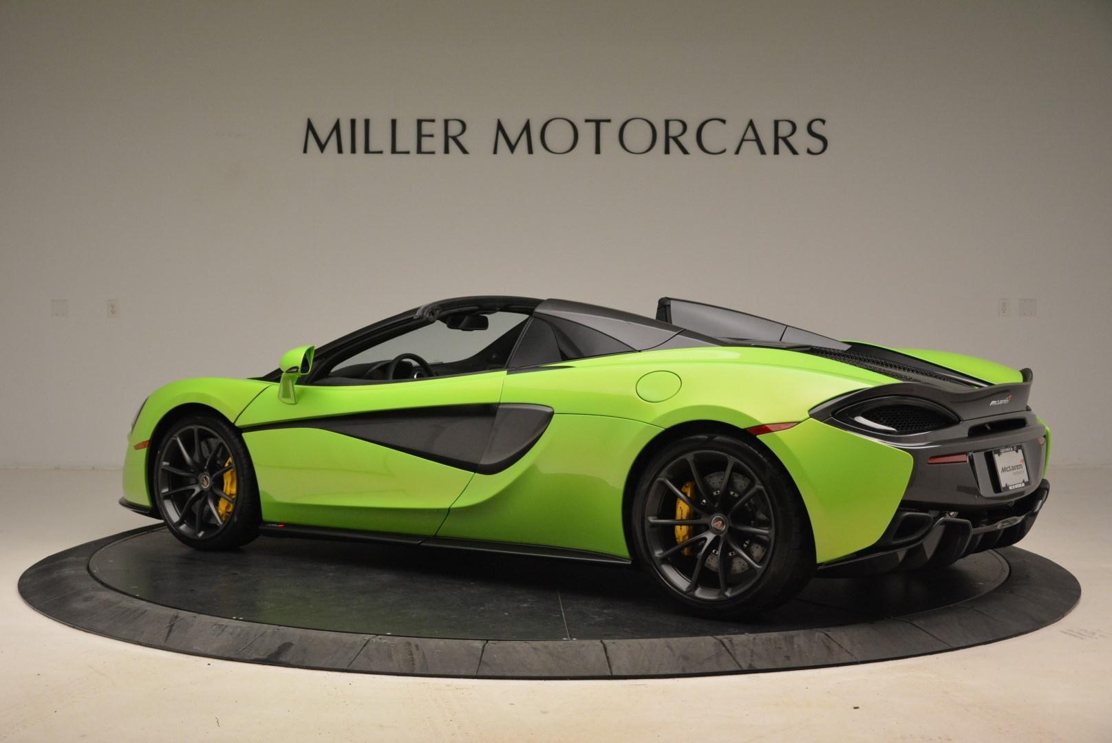 New 2018 McLaren 570S Spider For Sale In Greenwich, CT. Alfa Romeo of Greenwich, MC339 2087_p4