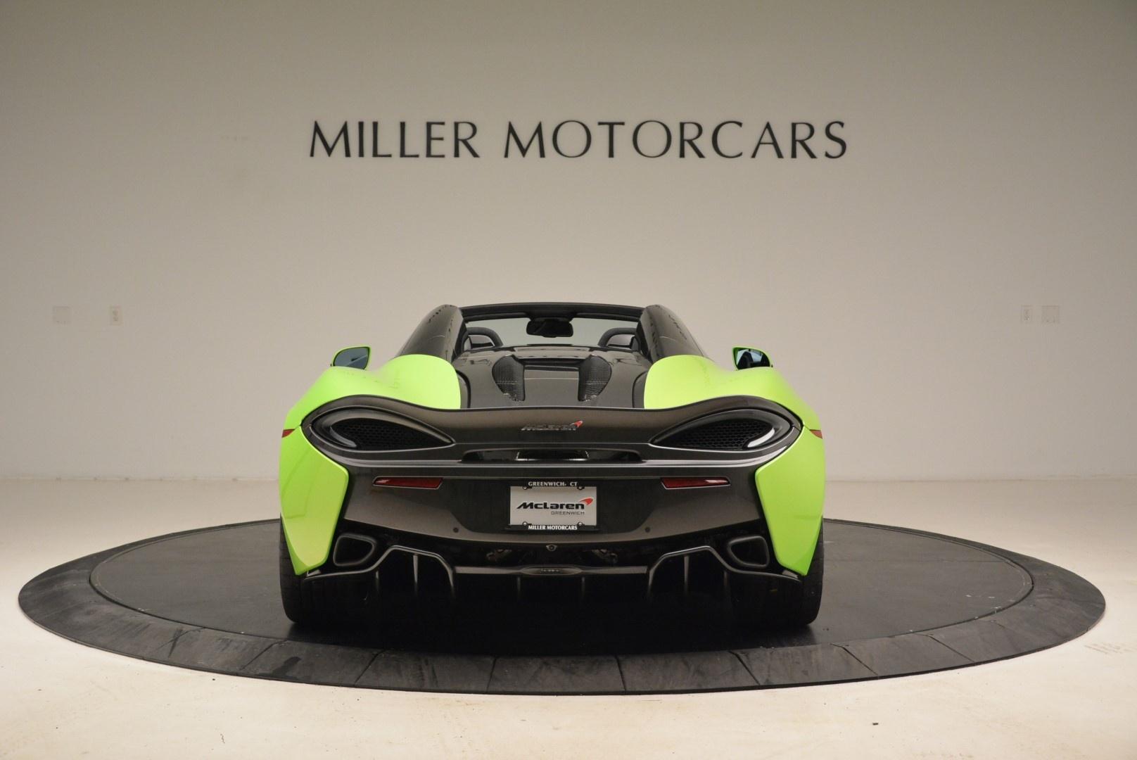 New 2018 McLaren 570S Spider For Sale In Greenwich, CT. Alfa Romeo of Greenwich, MC339 2087_p6