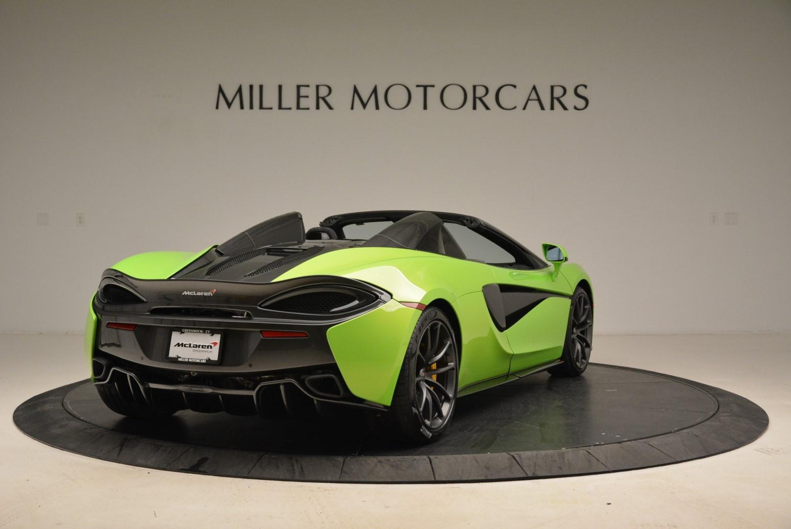 New 2018 McLaren 570S Spider For Sale In Greenwich, CT. Alfa Romeo of Greenwich, MC339 2087_p7