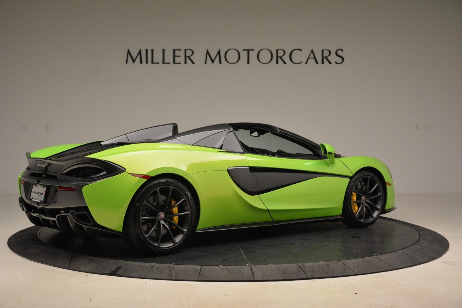 New 2018 McLaren 570S Spider For Sale In Greenwich, CT. Alfa Romeo of Greenwich, MC339 2087_p8
