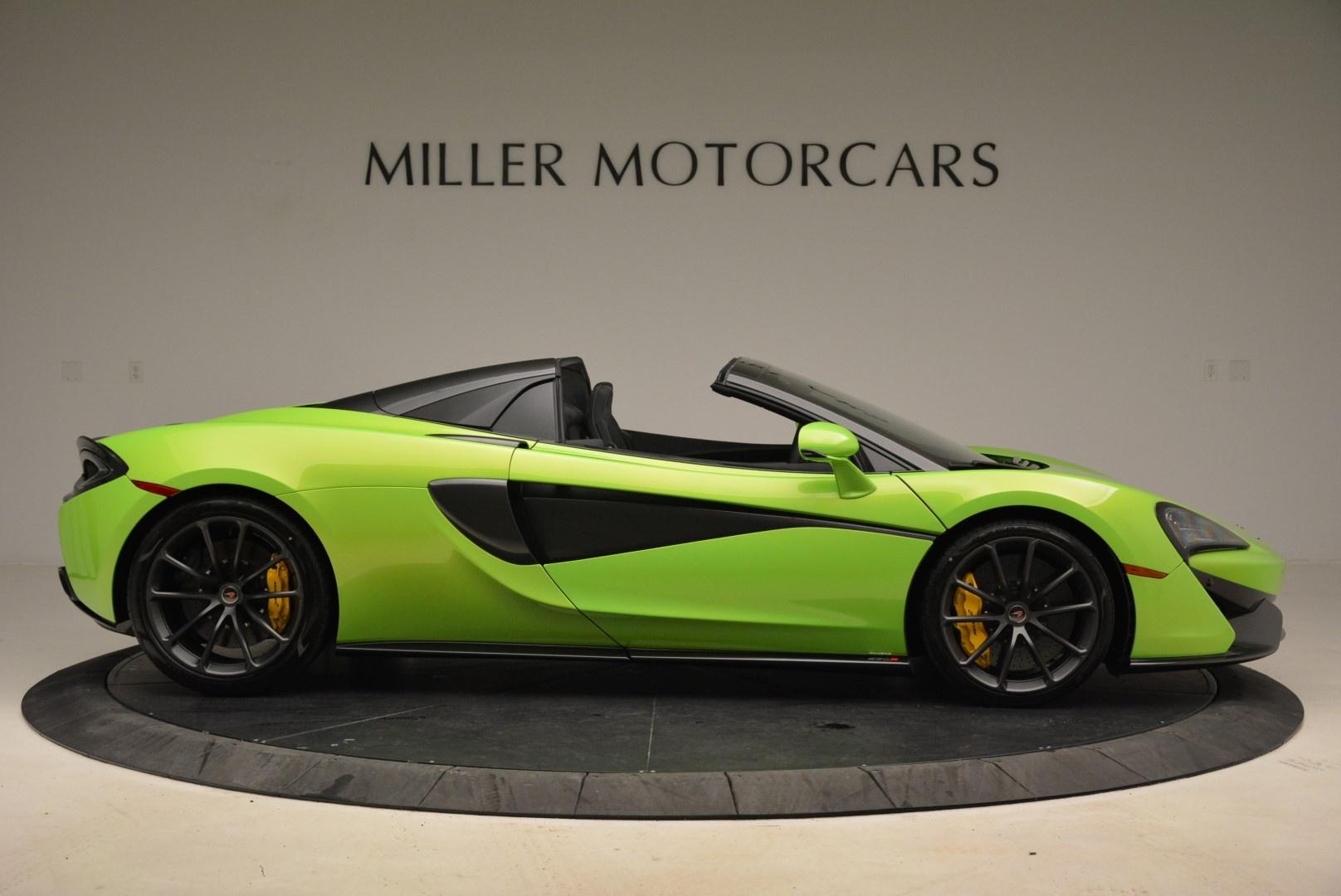 New 2018 McLaren 570S Spider For Sale In Greenwich, CT. Alfa Romeo of Greenwich, MC339 2087_p9