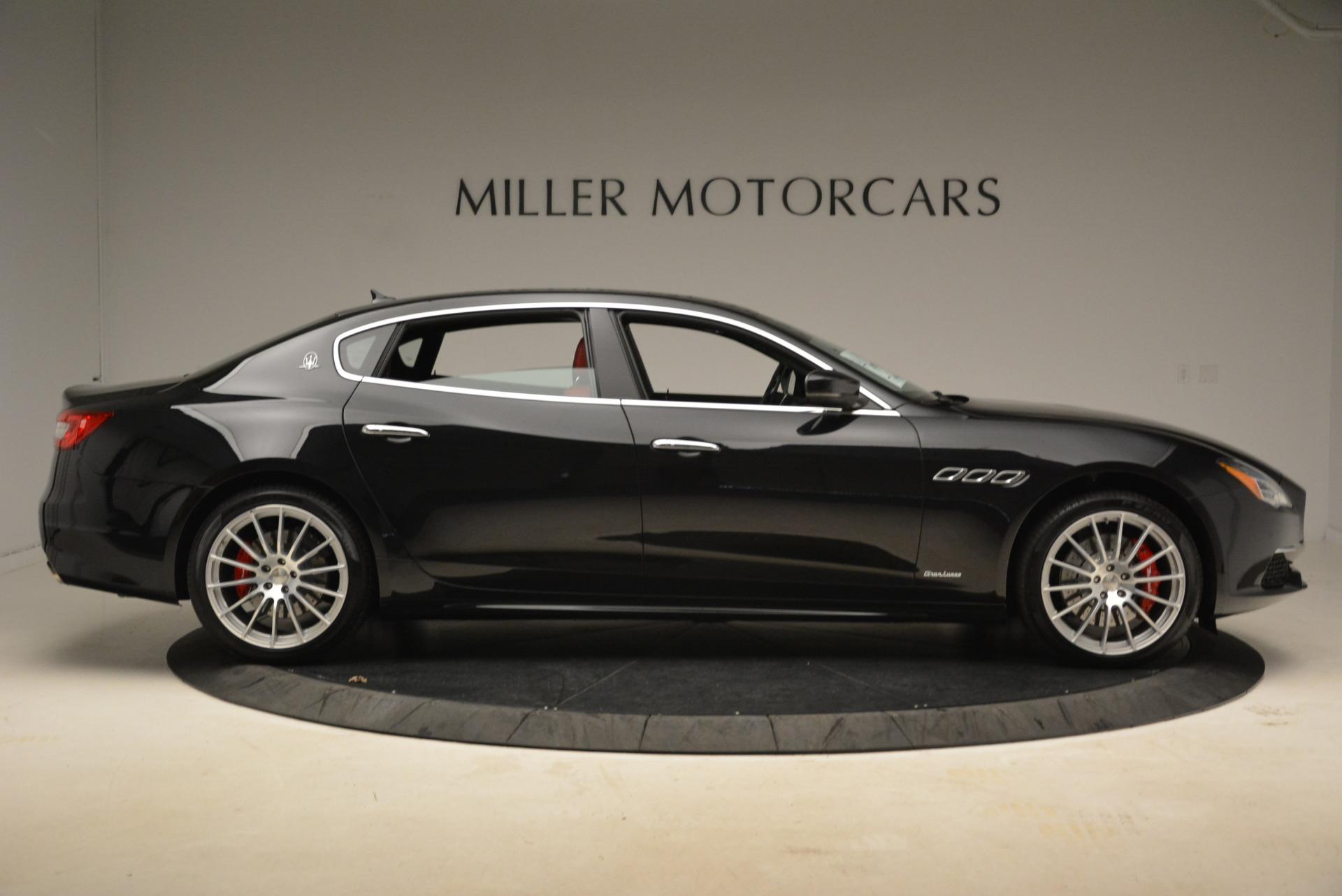 New 2018 Maserati Quattroporte S Q4 GranLusso For Sale In Greenwich, CT. Alfa Romeo of Greenwich, M2060 2088_p12