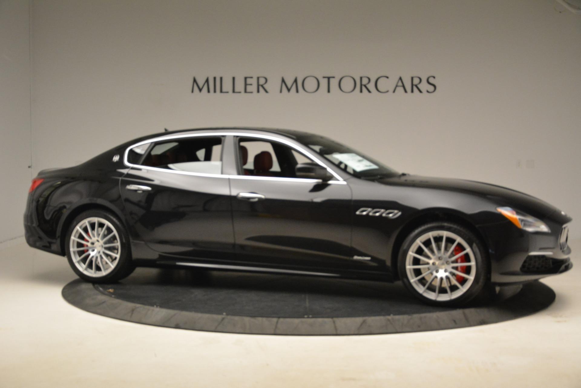 New 2018 Maserati Quattroporte S Q4 GranLusso For Sale In Greenwich, CT. Alfa Romeo of Greenwich, M2060 2088_p13