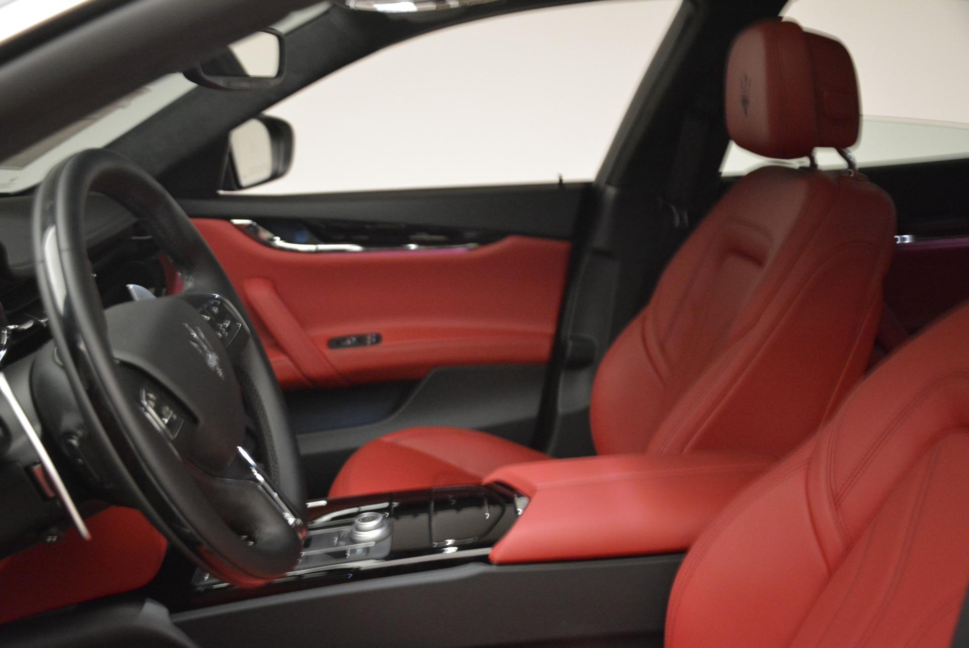 New 2018 Maserati Quattroporte S Q4 GranLusso For Sale In Greenwich, CT. Alfa Romeo of Greenwich, M2060 2088_p15
