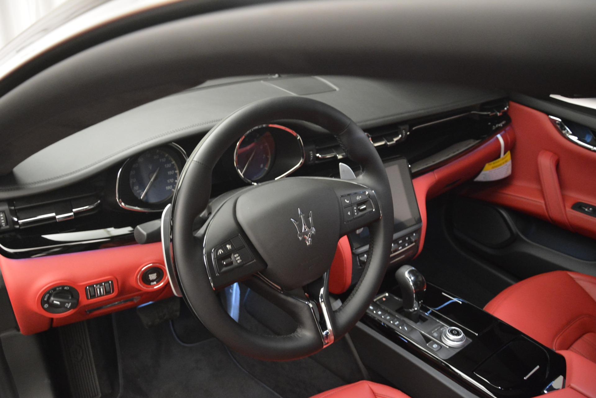 New 2018 Maserati Quattroporte S Q4 GranLusso For Sale In Greenwich, CT. Alfa Romeo of Greenwich, M2060 2088_p17
