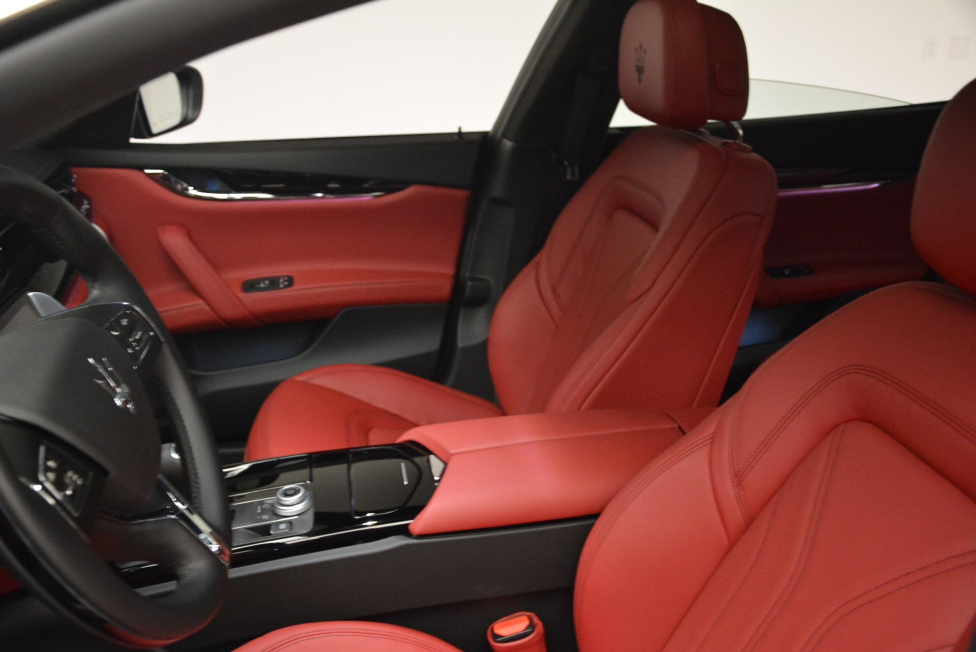 New 2018 Maserati Quattroporte S Q4 GranLusso For Sale In Greenwich, CT. Alfa Romeo of Greenwich, M2060 2088_p18