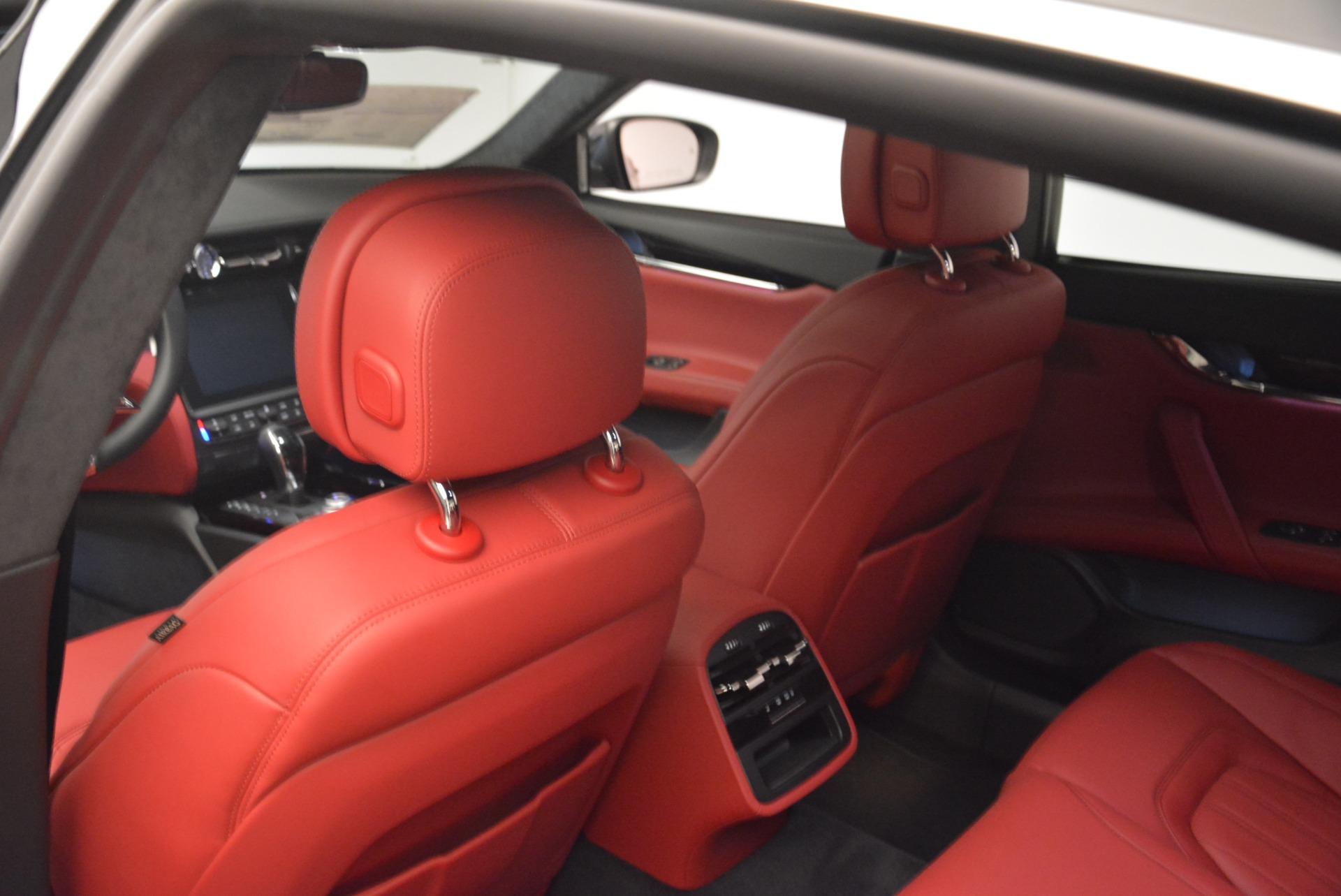 New 2018 Maserati Quattroporte S Q4 GranLusso For Sale In Greenwich, CT. Alfa Romeo of Greenwich, M2060 2088_p20