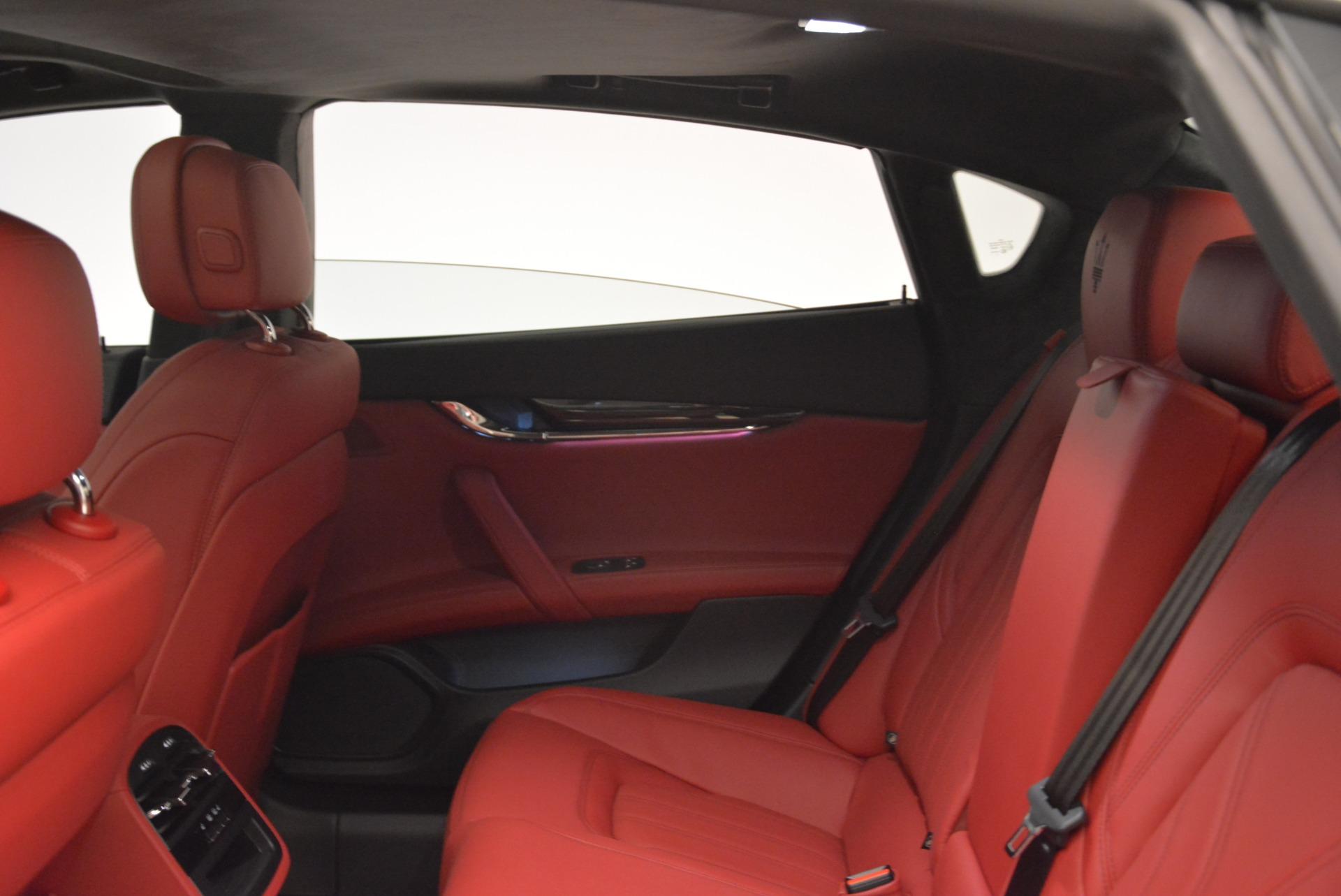 New 2018 Maserati Quattroporte S Q4 GranLusso For Sale In Greenwich, CT. Alfa Romeo of Greenwich, M2060 2088_p21