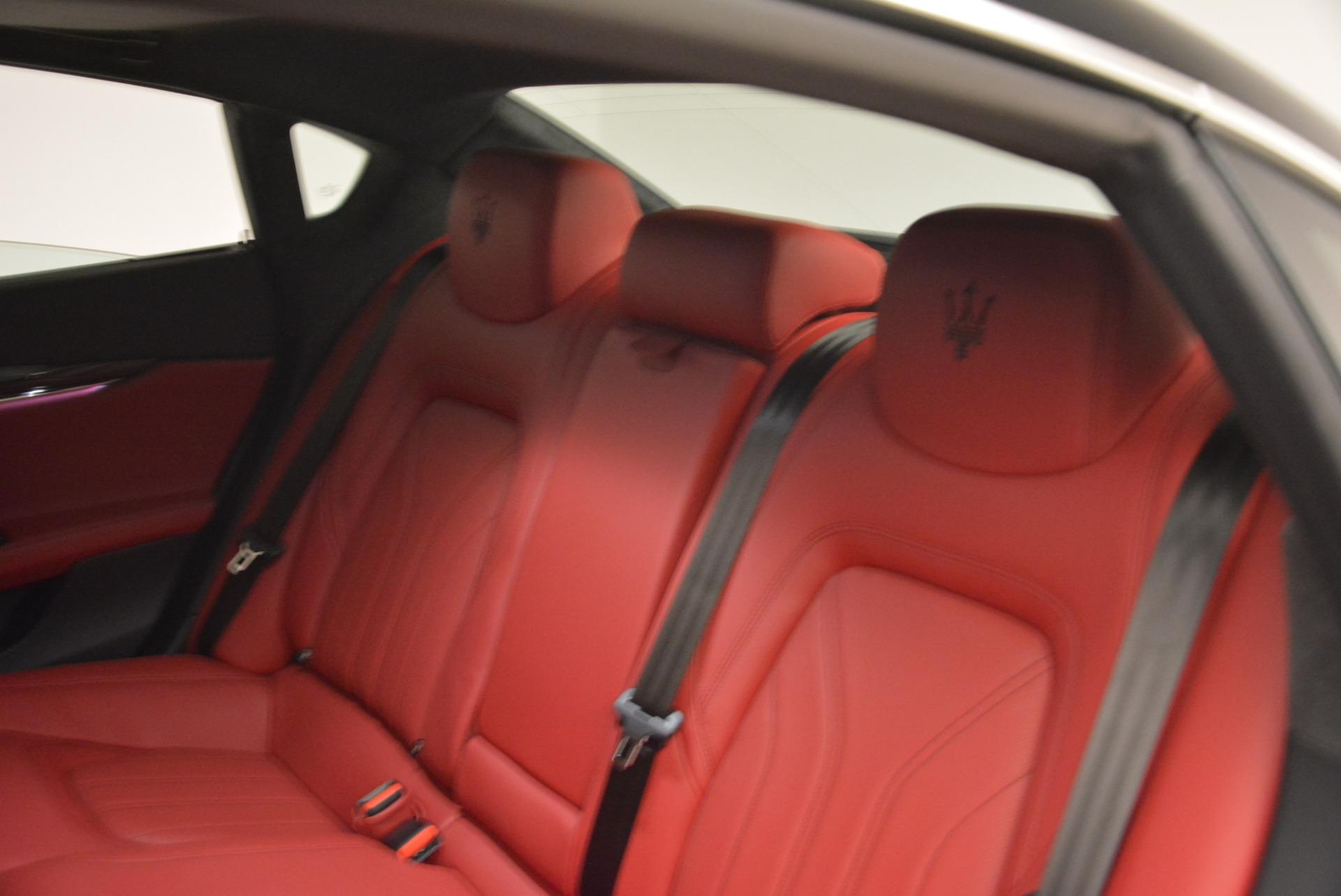 New 2018 Maserati Quattroporte S Q4 GranLusso For Sale In Greenwich, CT. Alfa Romeo of Greenwich, M2060 2088_p22