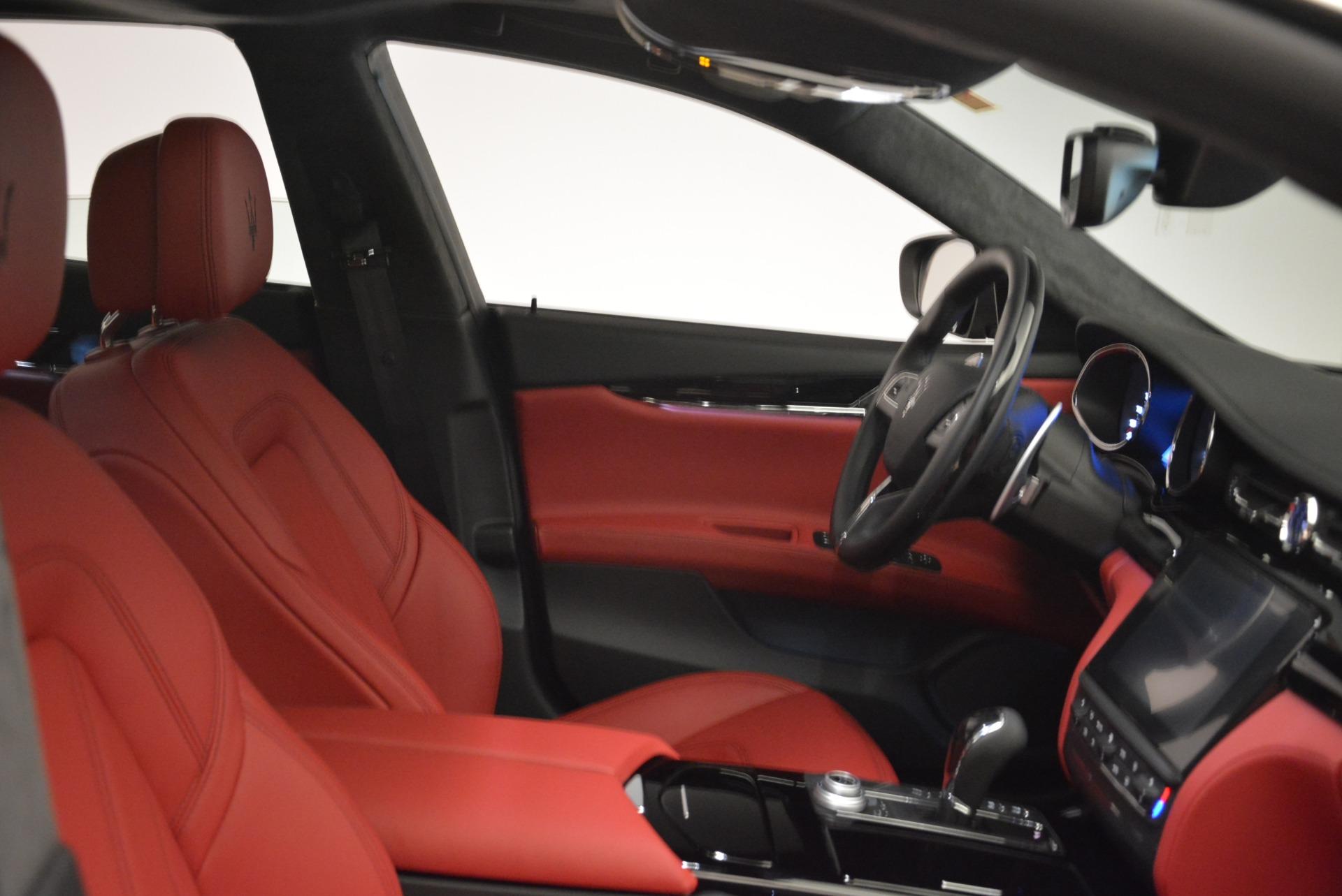New 2018 Maserati Quattroporte S Q4 GranLusso For Sale In Greenwich, CT. Alfa Romeo of Greenwich, M2060 2088_p24