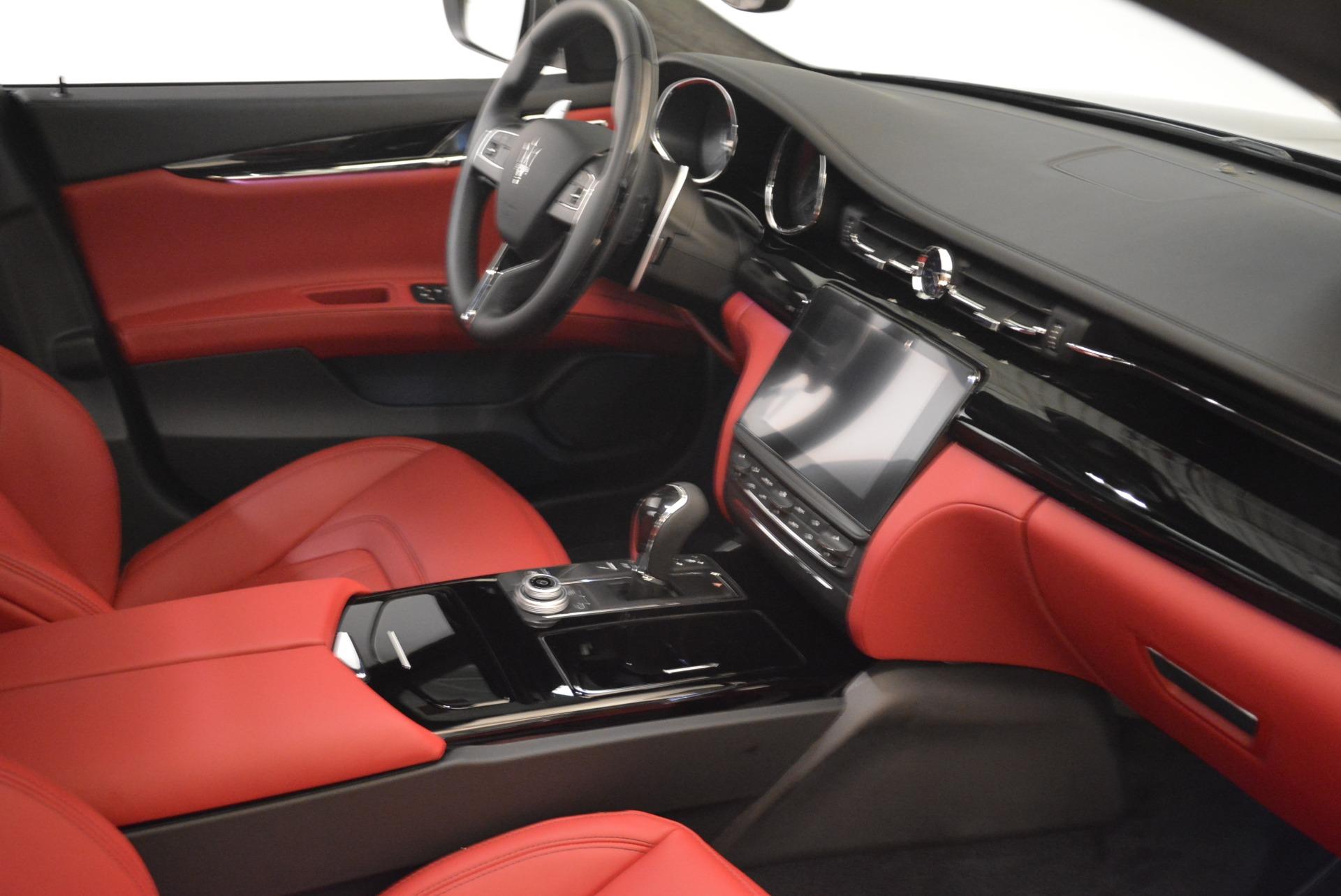 New 2018 Maserati Quattroporte S Q4 GranLusso For Sale In Greenwich, CT. Alfa Romeo of Greenwich, M2060 2088_p27