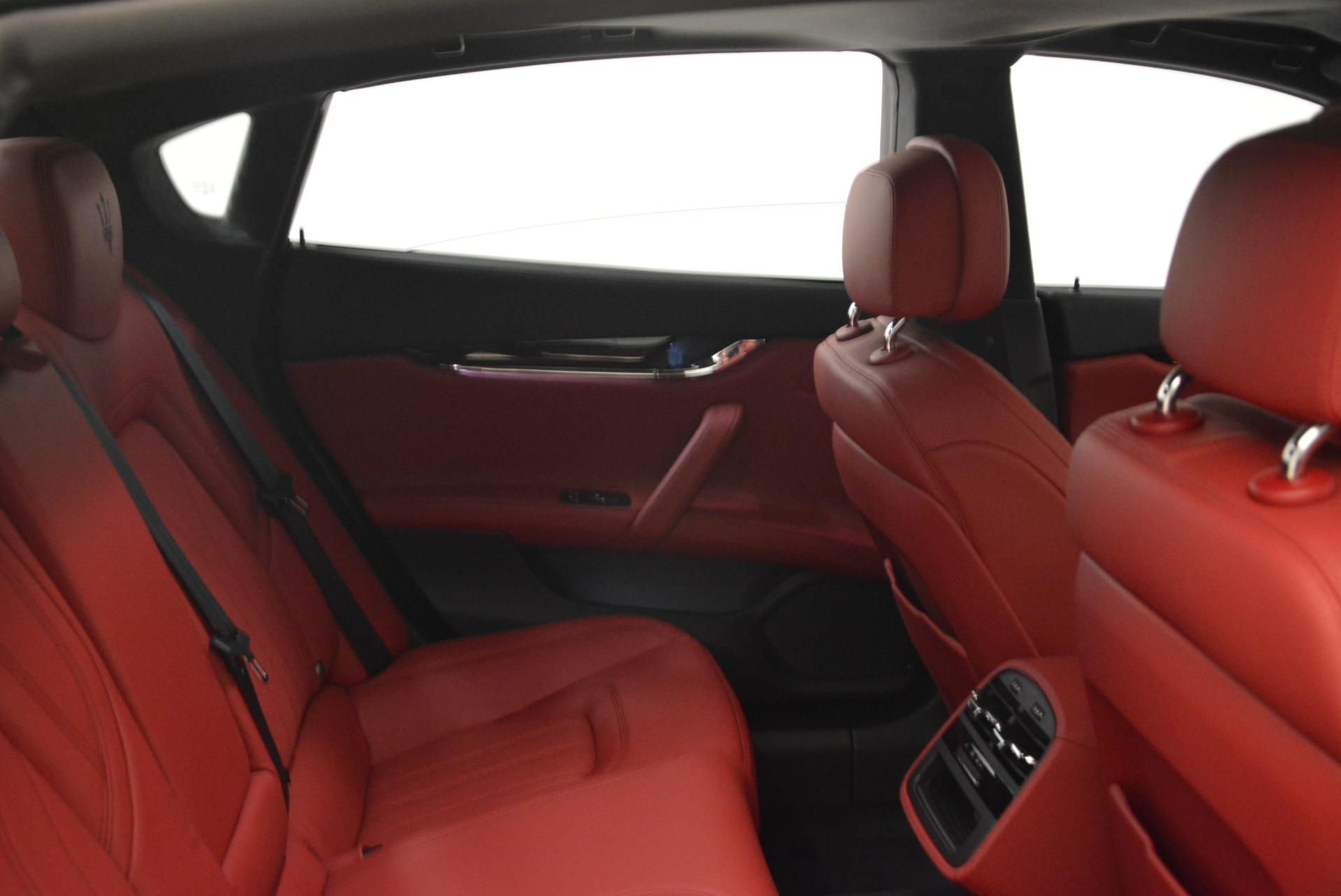 New 2018 Maserati Quattroporte S Q4 GranLusso For Sale In Greenwich, CT. Alfa Romeo of Greenwich, M2060 2088_p28