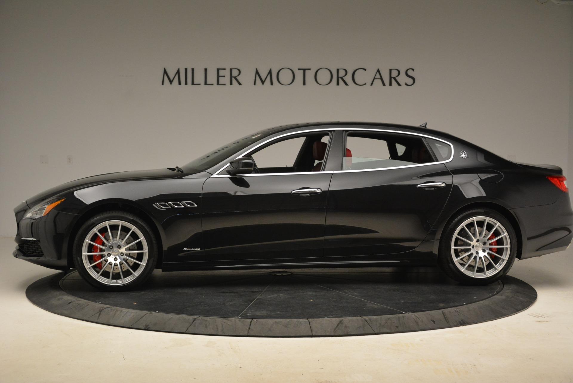 New 2018 Maserati Quattroporte S Q4 GranLusso For Sale In Greenwich, CT. Alfa Romeo of Greenwich, M2060 2088_p4
