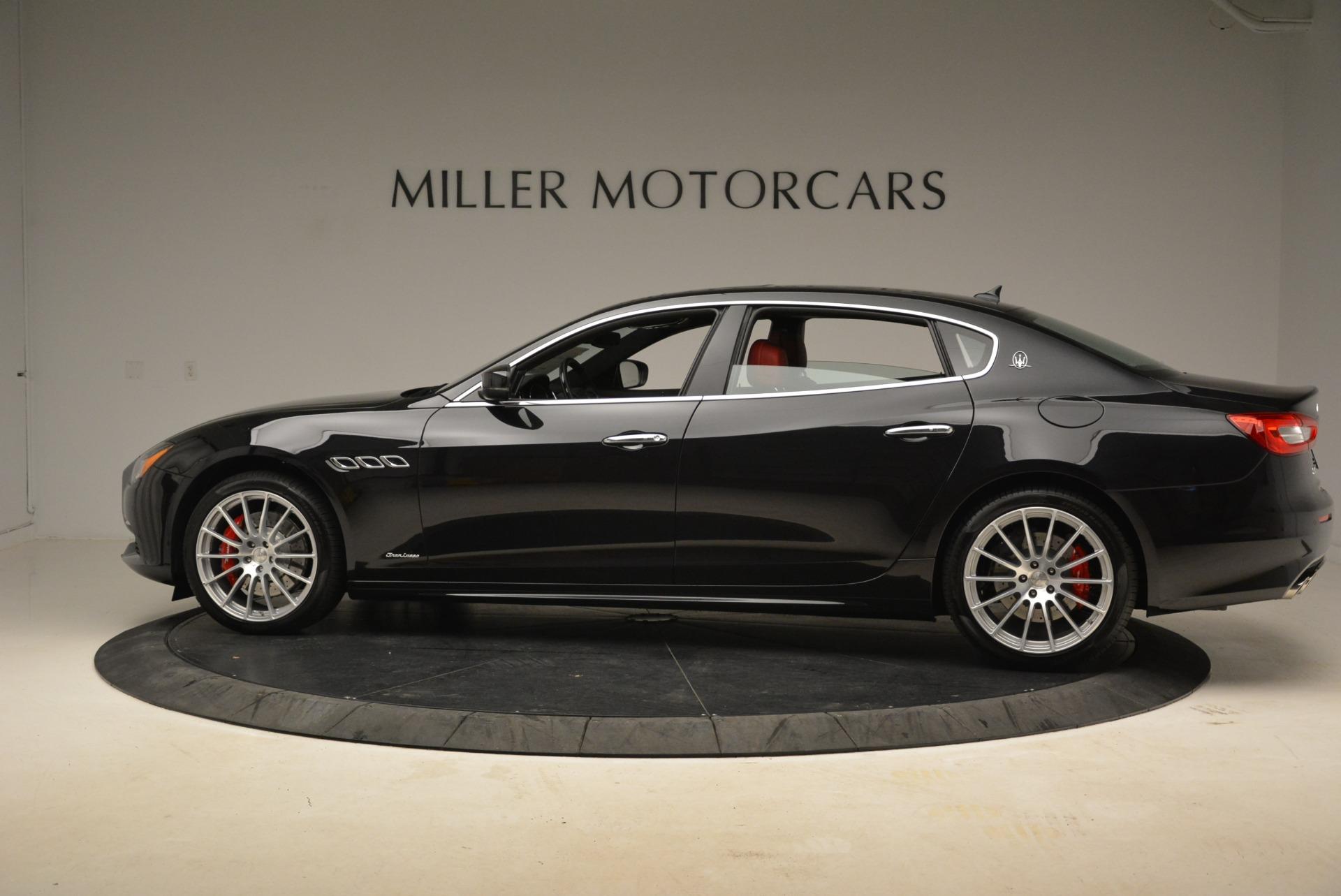 New 2018 Maserati Quattroporte S Q4 GranLusso For Sale In Greenwich, CT. Alfa Romeo of Greenwich, M2060 2088_p5