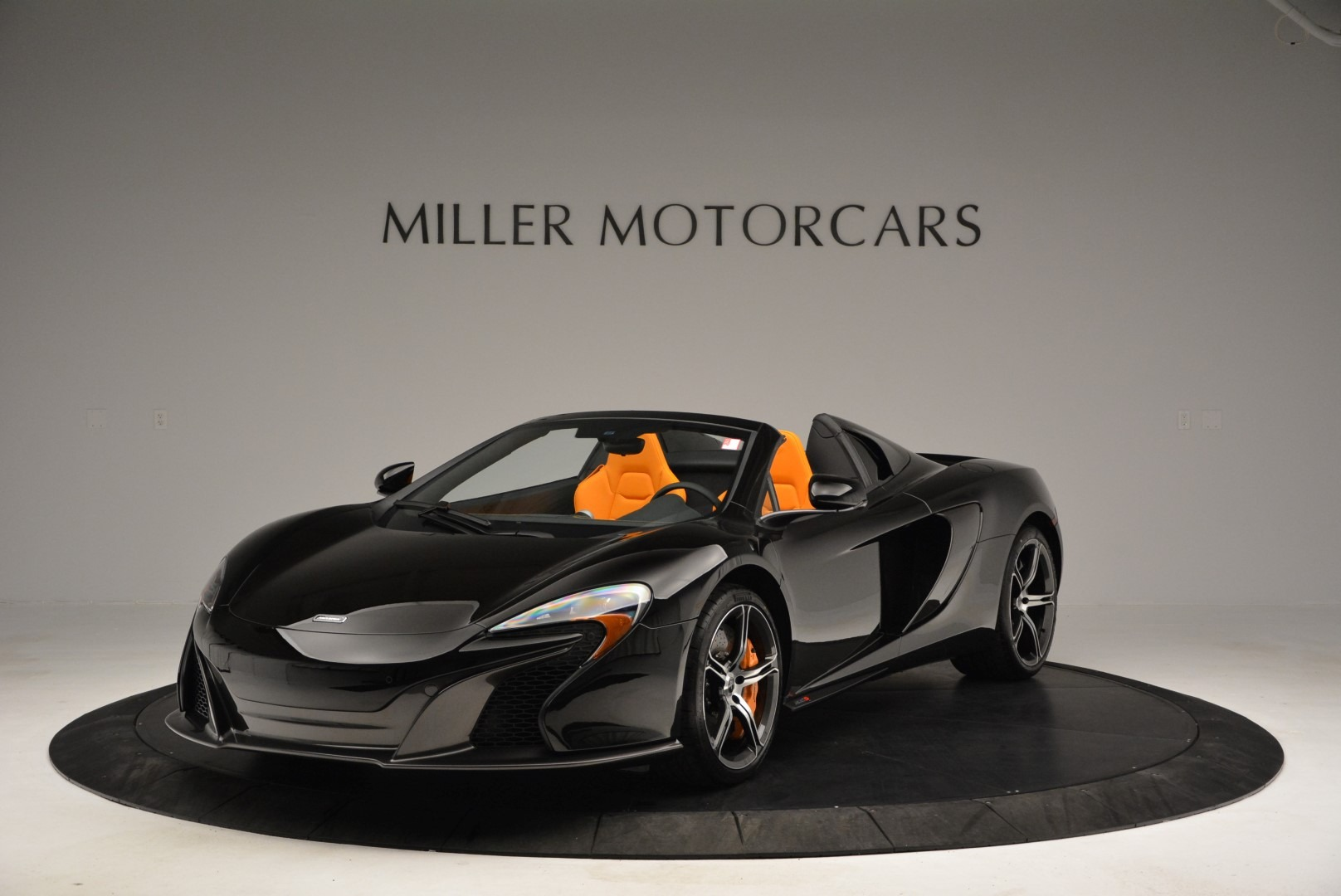 Used 2015 McLaren 650S Spider For Sale In Greenwich, CT. Alfa Romeo of Greenwich, MC334A