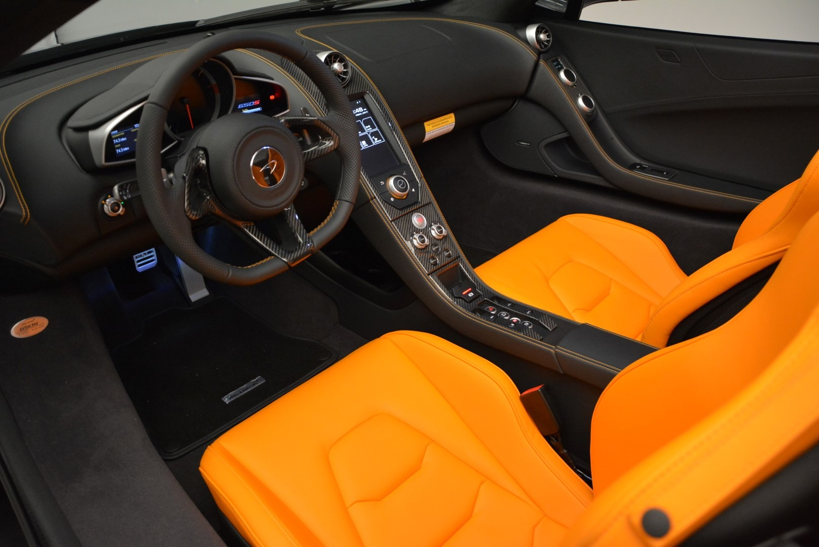 Used 2015 McLaren 650S Spider For Sale In Greenwich, CT. Alfa Romeo of Greenwich, MC334A 2089_p23