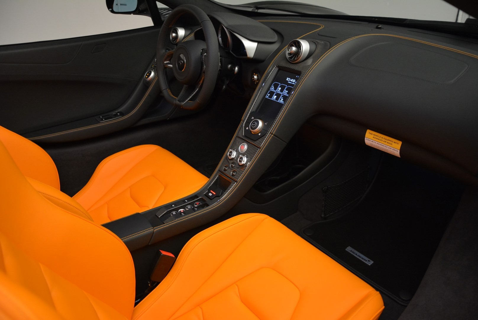 Used 2015 McLaren 650S Spider For Sale In Greenwich, CT. Alfa Romeo of Greenwich, MC334A 2089_p26