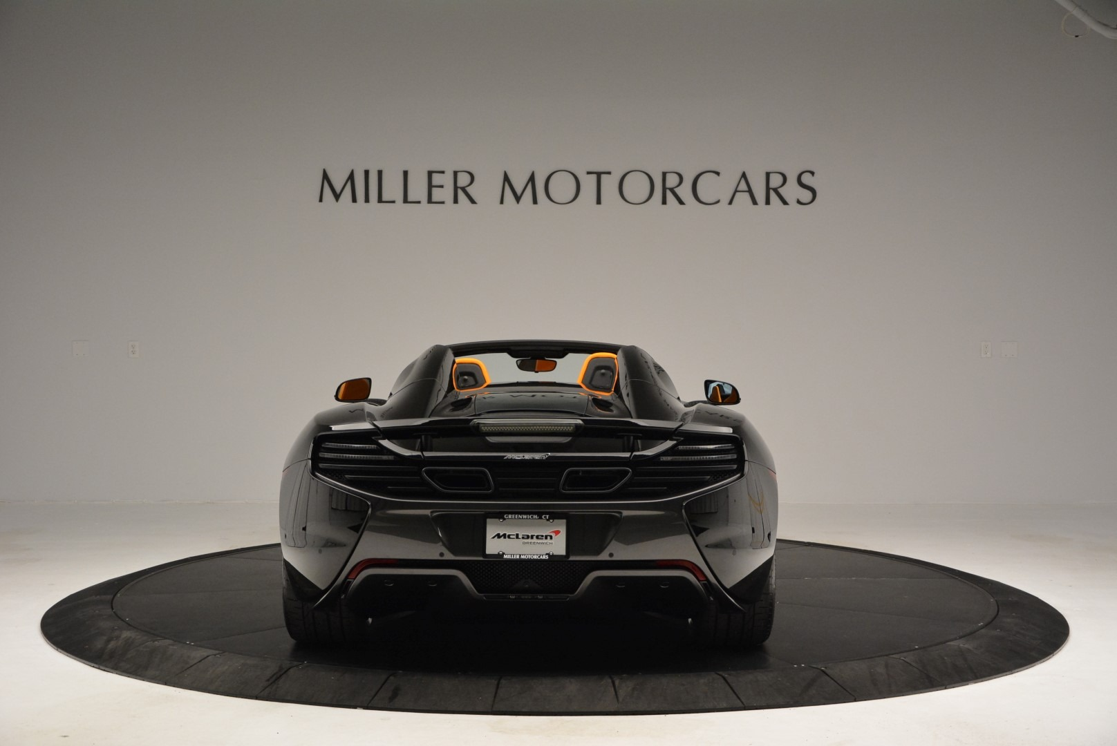 Used 2015 McLaren 650S Spider For Sale In Greenwich, CT. Alfa Romeo of Greenwich, MC334A 2089_p6
