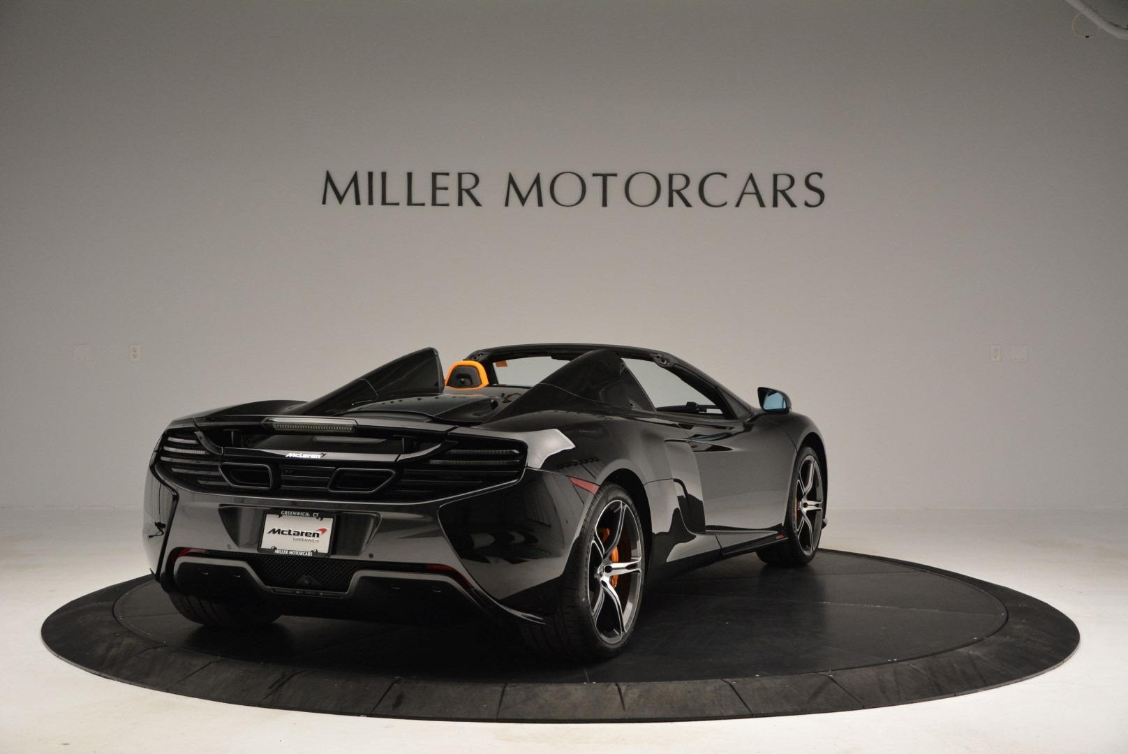 Used 2015 McLaren 650S Spider For Sale In Greenwich, CT. Alfa Romeo of Greenwich, MC334A 2089_p7