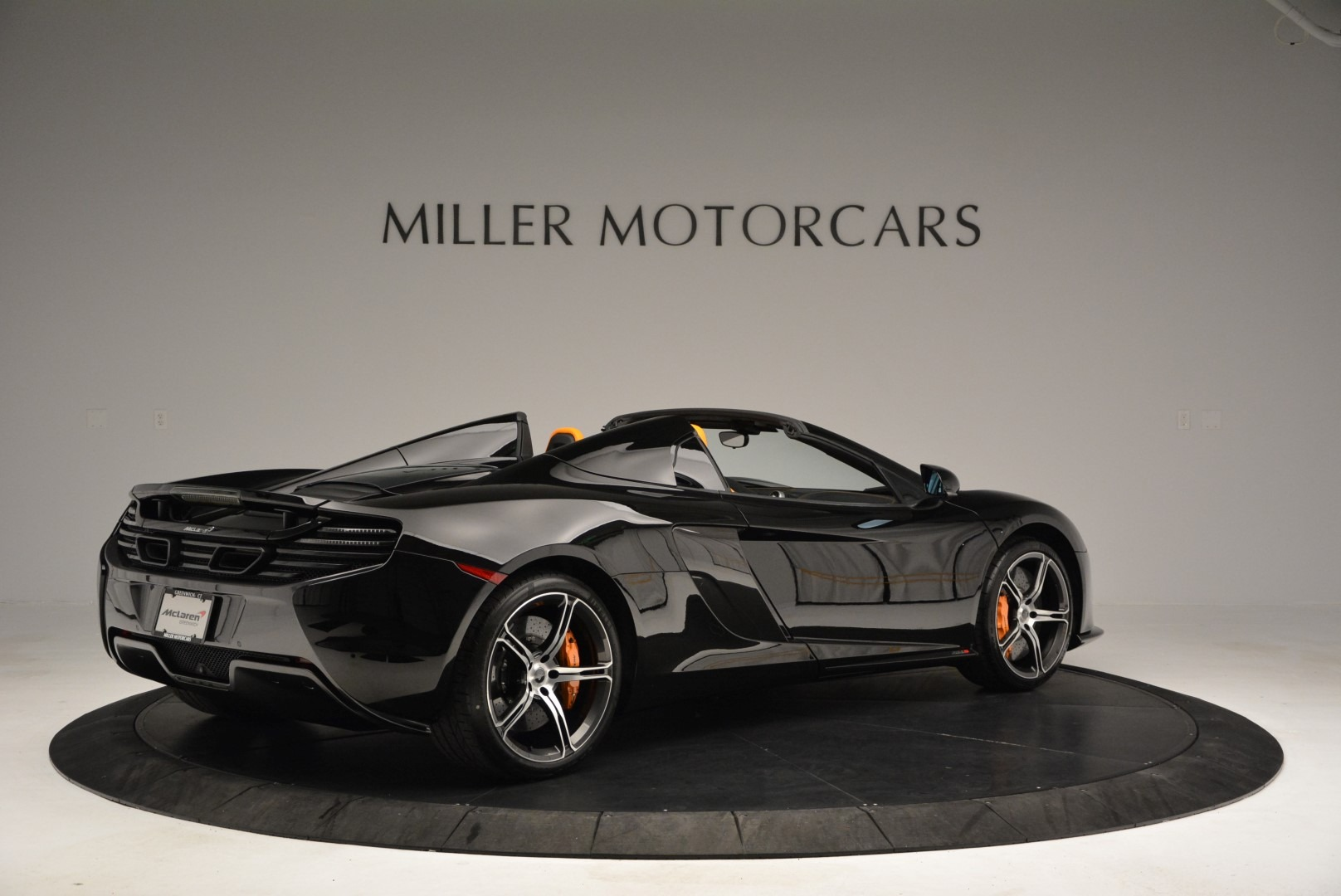 Used 2015 McLaren 650S Spider For Sale In Greenwich, CT. Alfa Romeo of Greenwich, MC334A 2089_p8