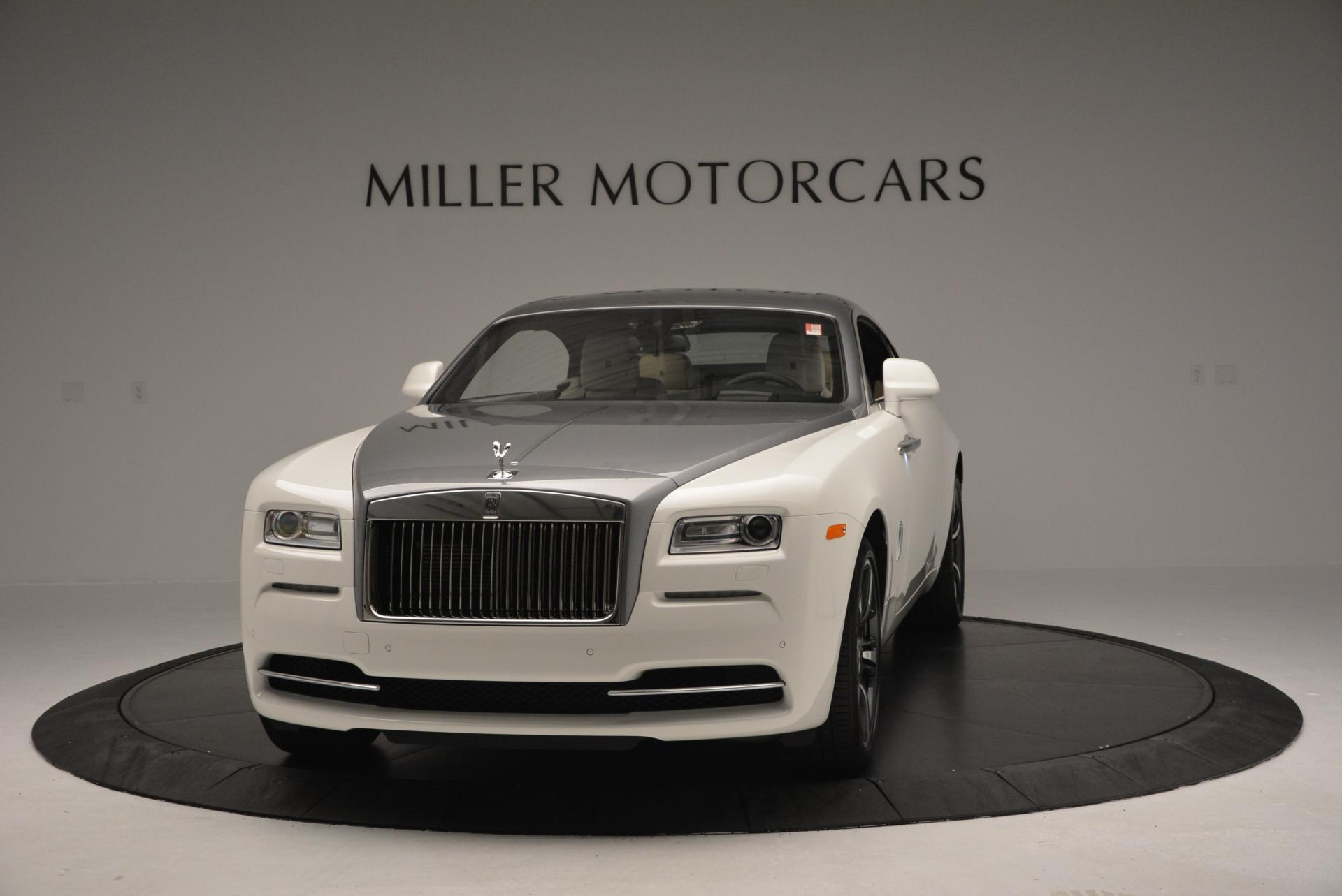 Used 2016 Rolls-Royce Wraith  For Sale In Greenwich, CT. Alfa Romeo of Greenwich, R343 209_main