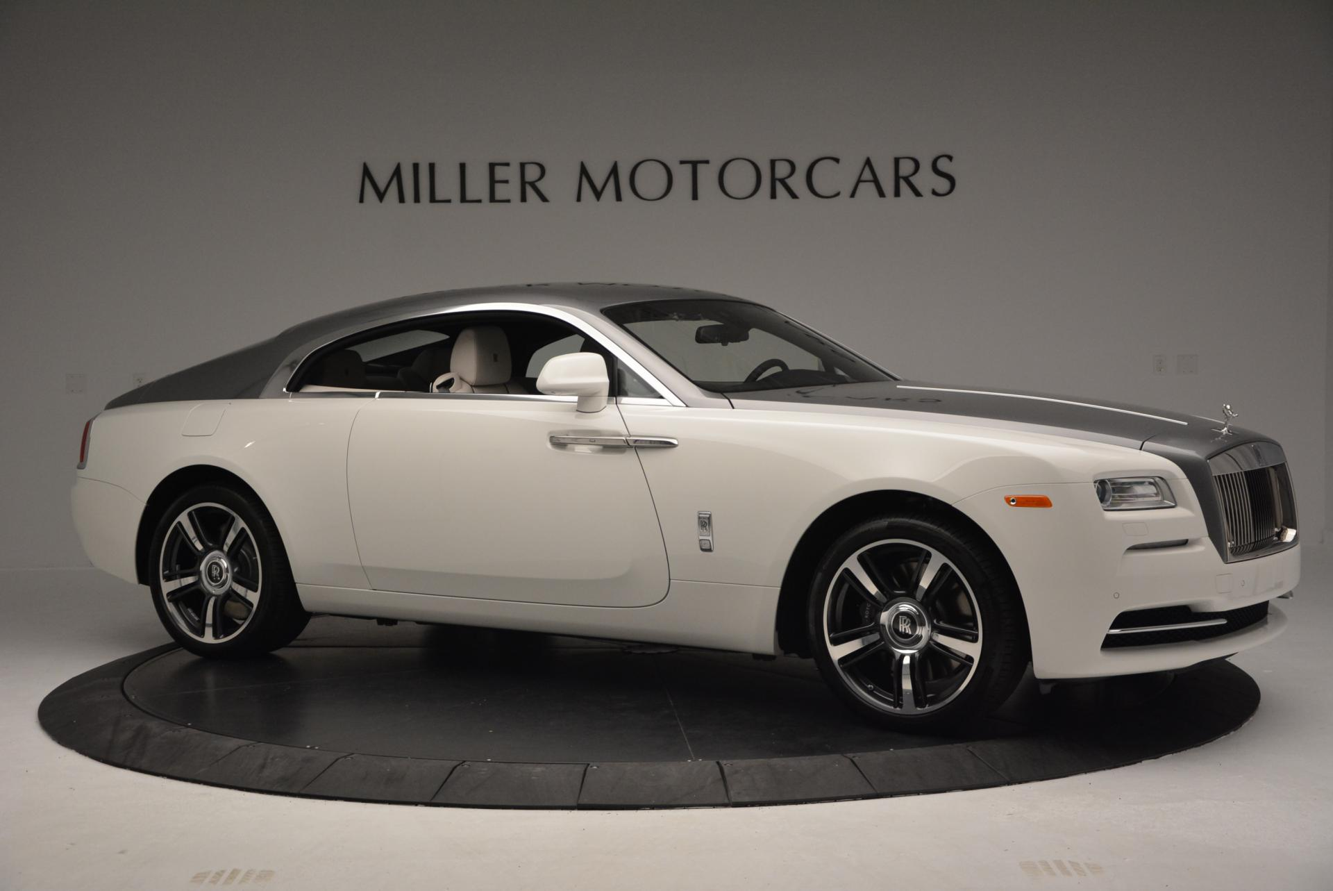 Used 2016 Rolls-Royce Wraith  For Sale In Greenwich, CT. Alfa Romeo of Greenwich, R343 209_p10