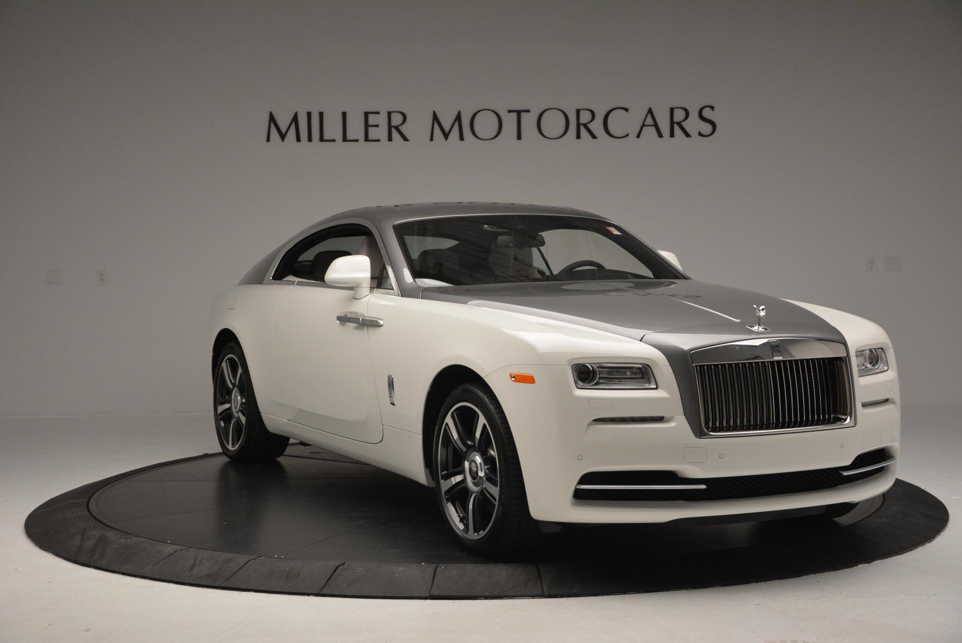 Used 2016 Rolls-Royce Wraith  For Sale In Greenwich, CT. Alfa Romeo of Greenwich, R343 209_p11