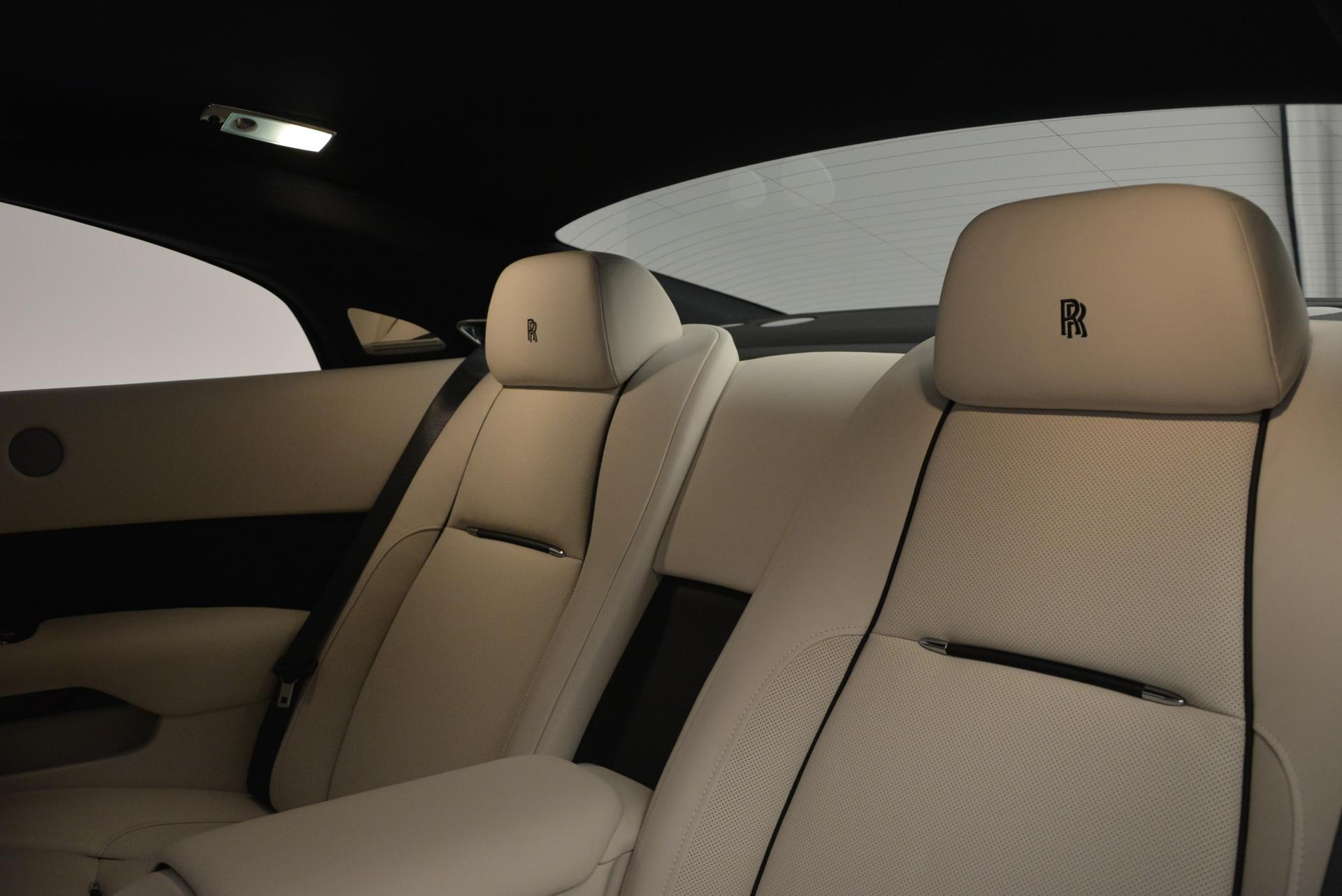 Used 2016 Rolls-Royce Wraith  For Sale In Greenwich, CT. Alfa Romeo of Greenwich, R343 209_p23