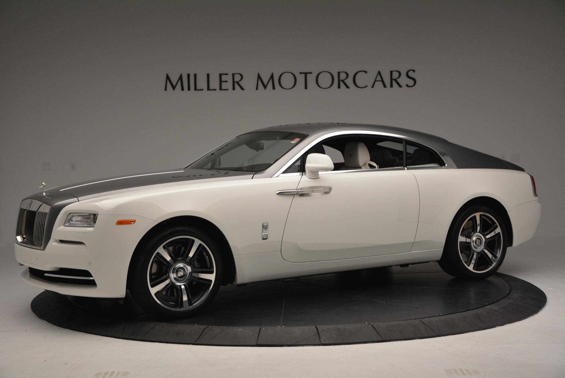 Used 2016 Rolls-Royce Wraith  For Sale In Greenwich, CT. Alfa Romeo of Greenwich, R343 209_p2
