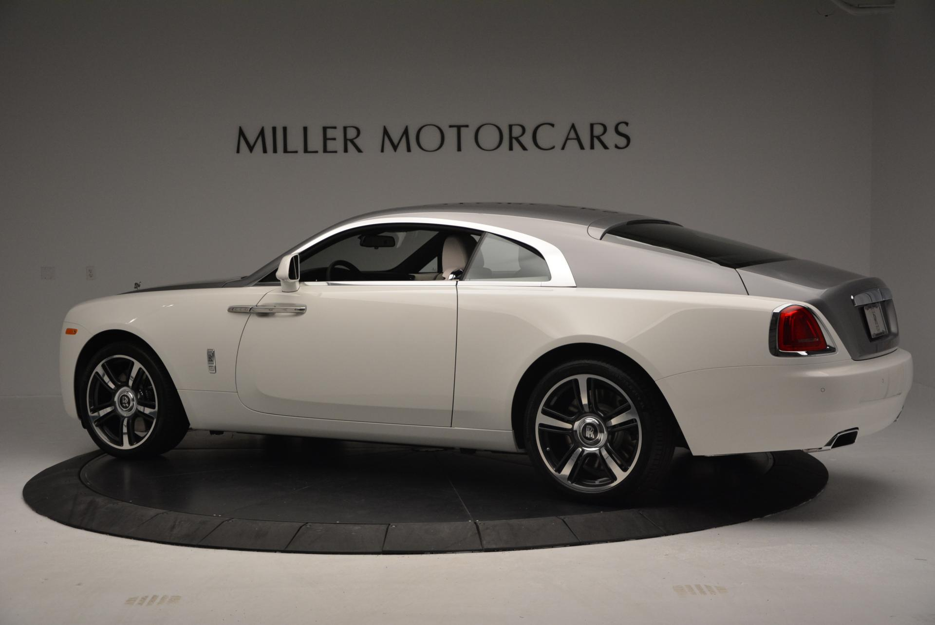 Used 2016 Rolls-Royce Wraith  For Sale In Greenwich, CT. Alfa Romeo of Greenwich, R343 209_p4