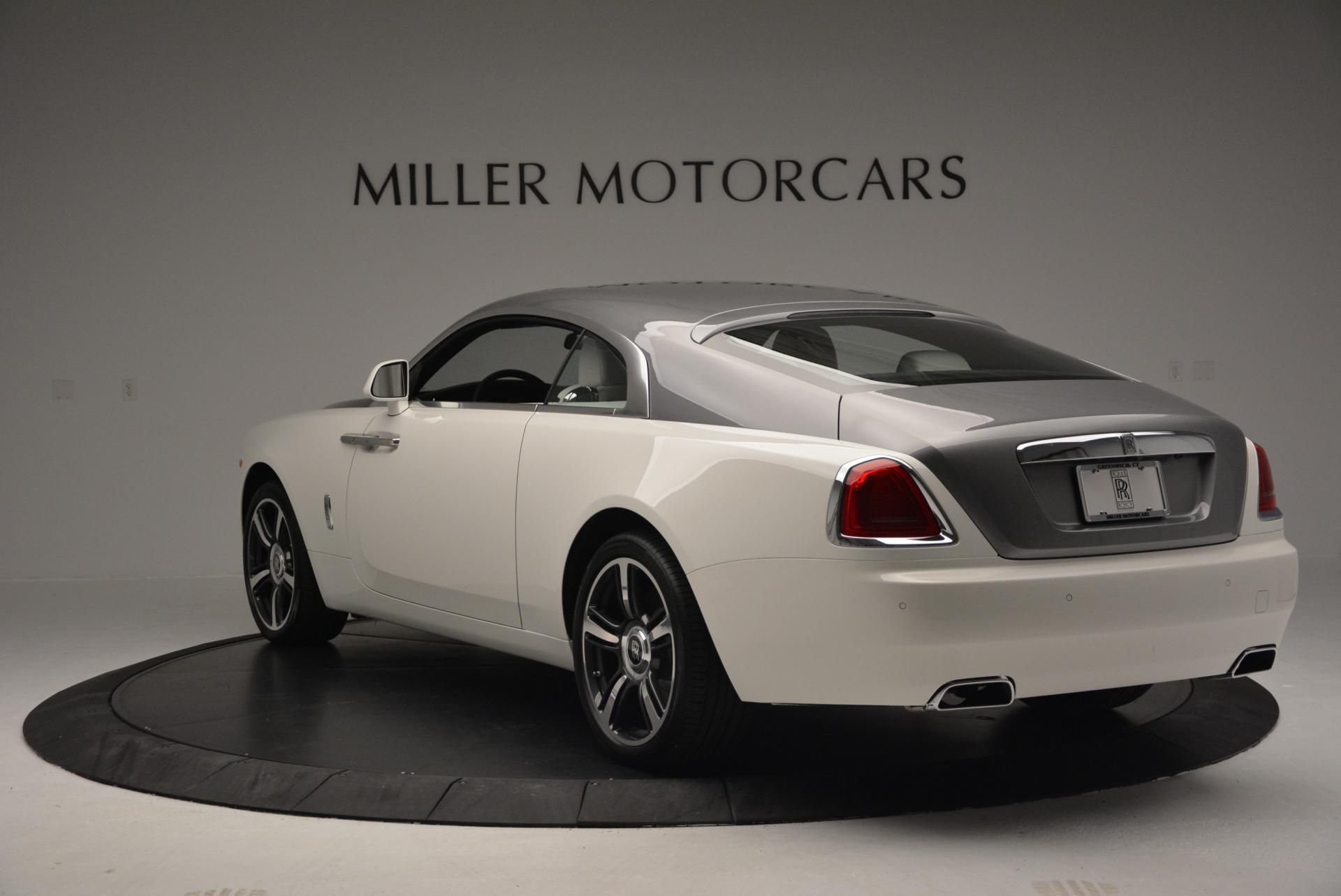Used 2016 Rolls-Royce Wraith  For Sale In Greenwich, CT. Alfa Romeo of Greenwich, R343 209_p6