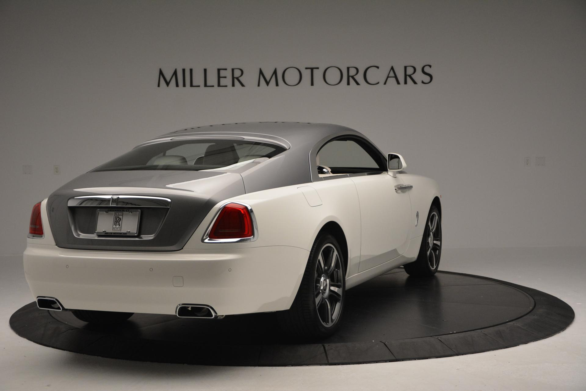 Used 2016 Rolls-Royce Wraith  For Sale In Greenwich, CT. Alfa Romeo of Greenwich, R343 209_p7