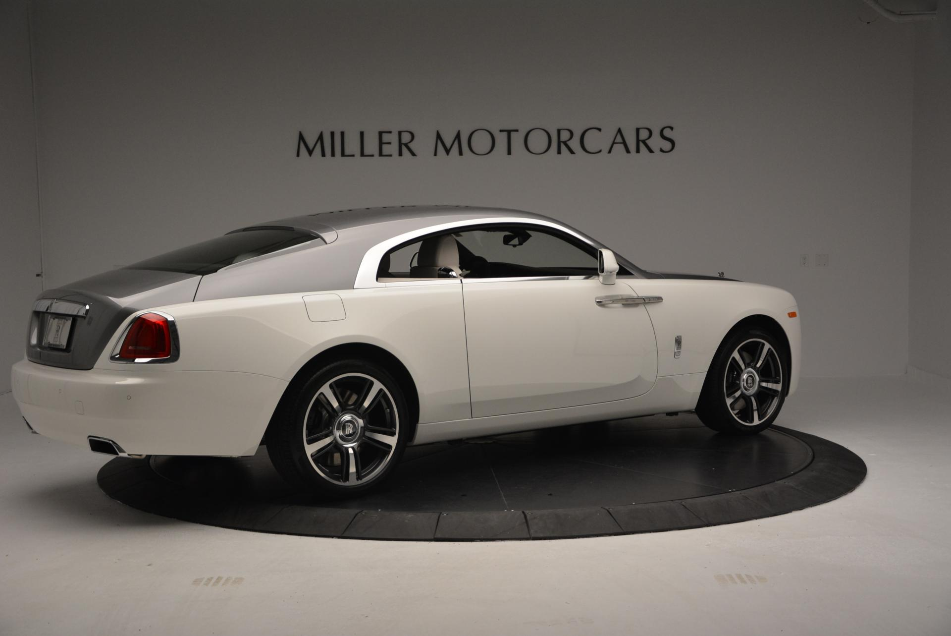 Used 2016 Rolls-Royce Wraith  For Sale In Greenwich, CT. Alfa Romeo of Greenwich, R343 209_p8
