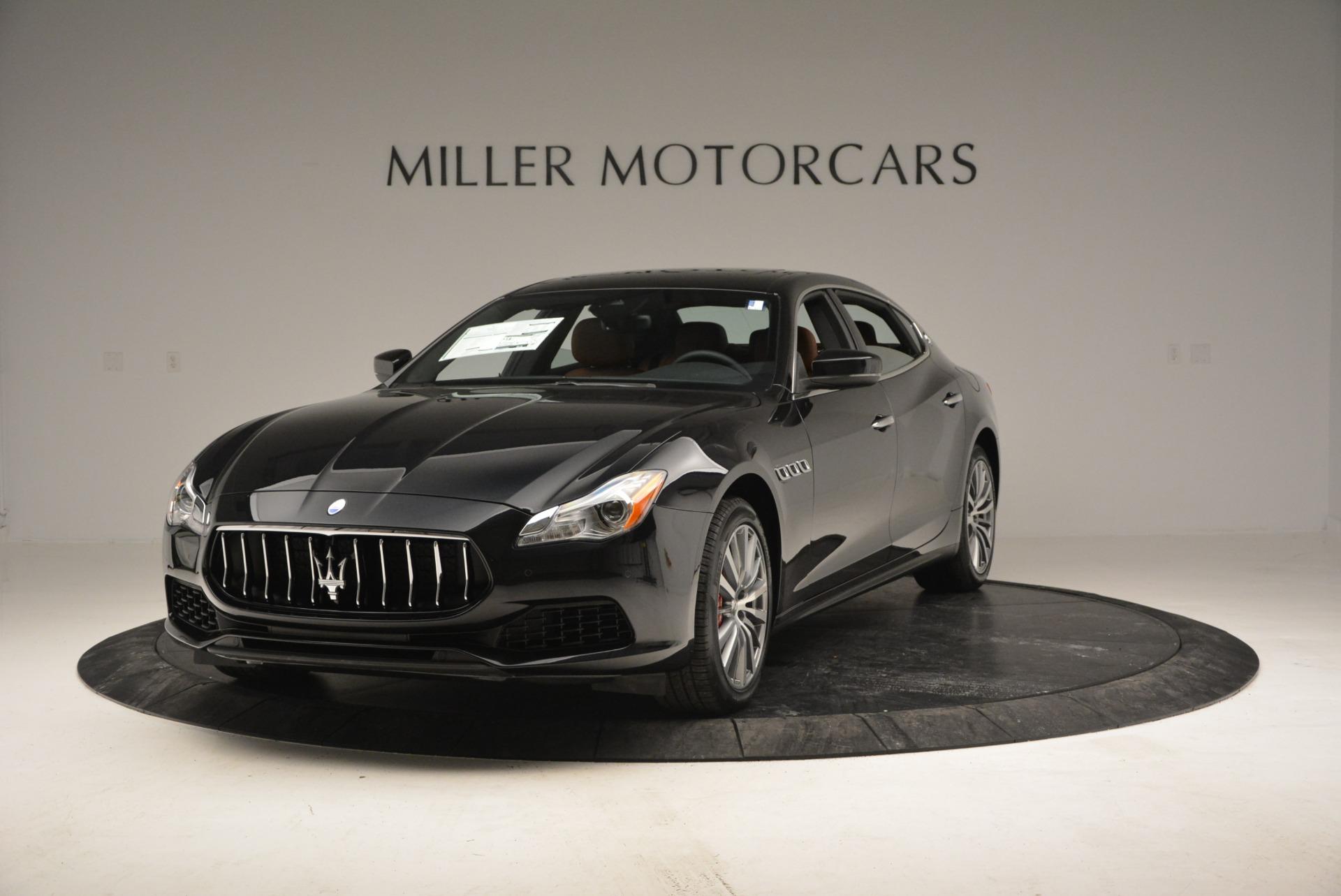 New 2018 Maserati Quattroporte S Q4 For Sale In Greenwich, CT. Alfa Romeo of Greenwich, W574 2091_main