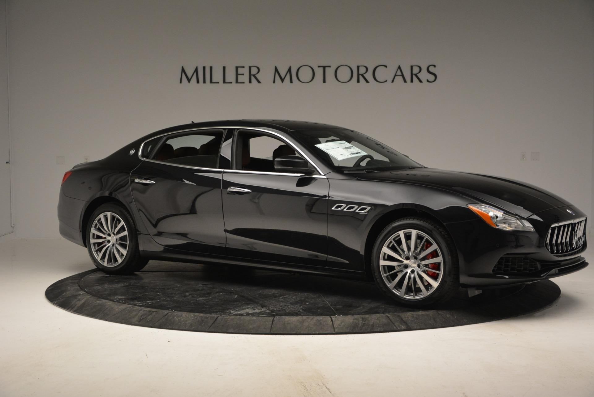 New 2018 Maserati Quattroporte S Q4 For Sale In Greenwich, CT. Alfa Romeo of Greenwich, W574 2091_p10