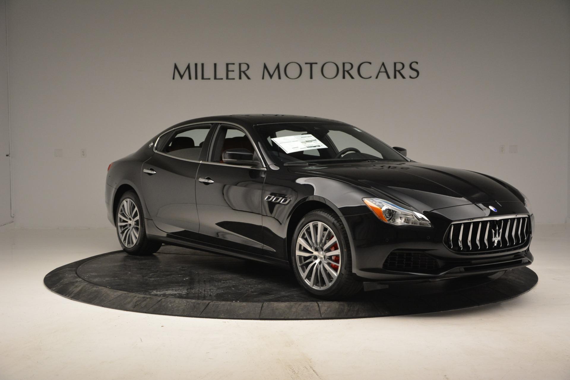 New 2018 Maserati Quattroporte S Q4 For Sale In Greenwich, CT. Alfa Romeo of Greenwich, W574 2091_p11