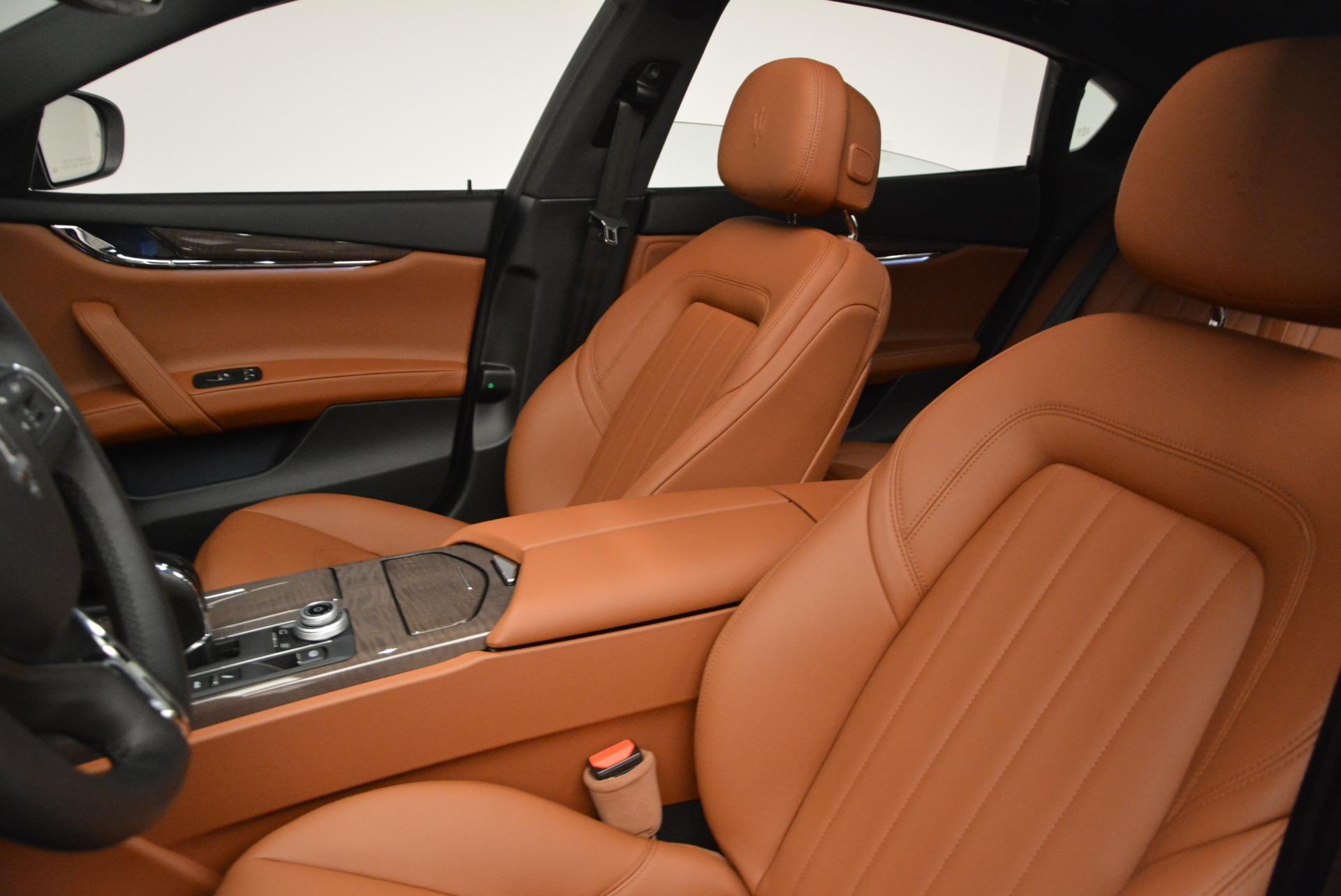 New 2018 Maserati Quattroporte S Q4 For Sale In Greenwich, CT. Alfa Romeo of Greenwich, W574 2091_p15