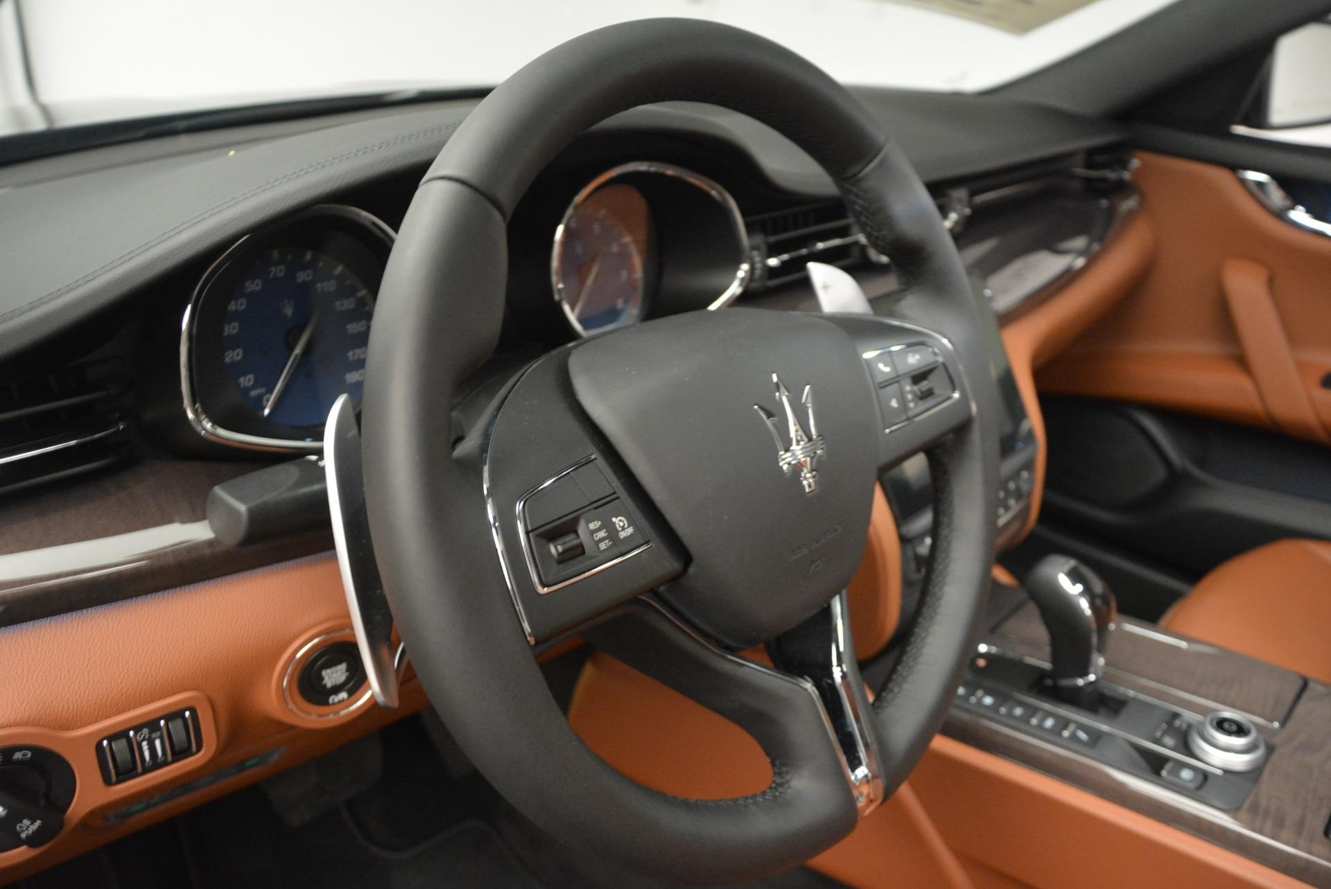 New 2018 Maserati Quattroporte S Q4 For Sale In Greenwich, CT. Alfa Romeo of Greenwich, W574 2091_p16