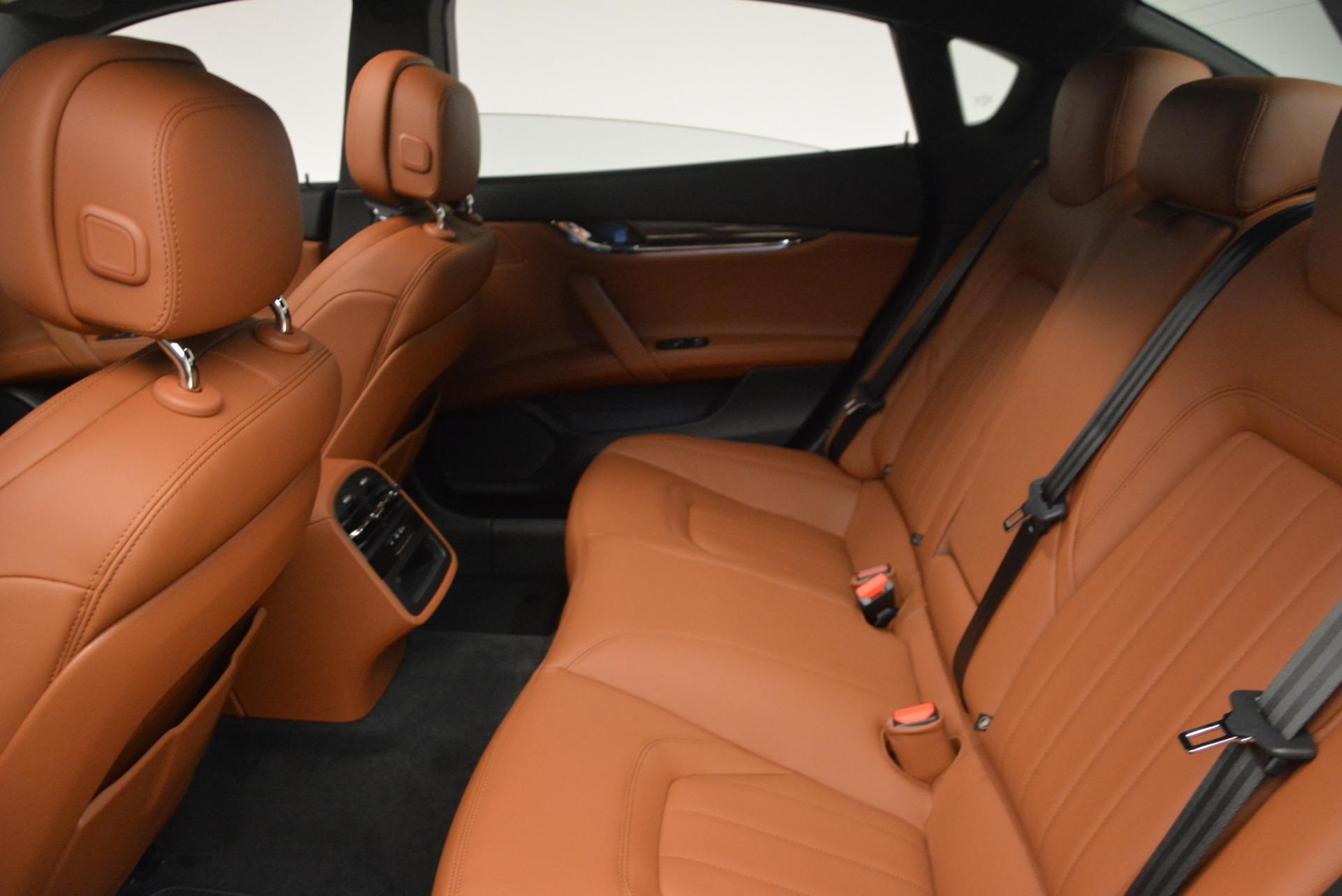 New 2018 Maserati Quattroporte S Q4 For Sale In Greenwich, CT. Alfa Romeo of Greenwich, W574 2091_p21