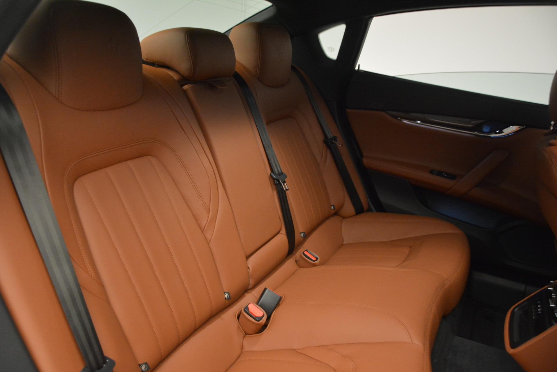 New 2018 Maserati Quattroporte S Q4 For Sale In Greenwich, CT. Alfa Romeo of Greenwich, W574 2091_p25