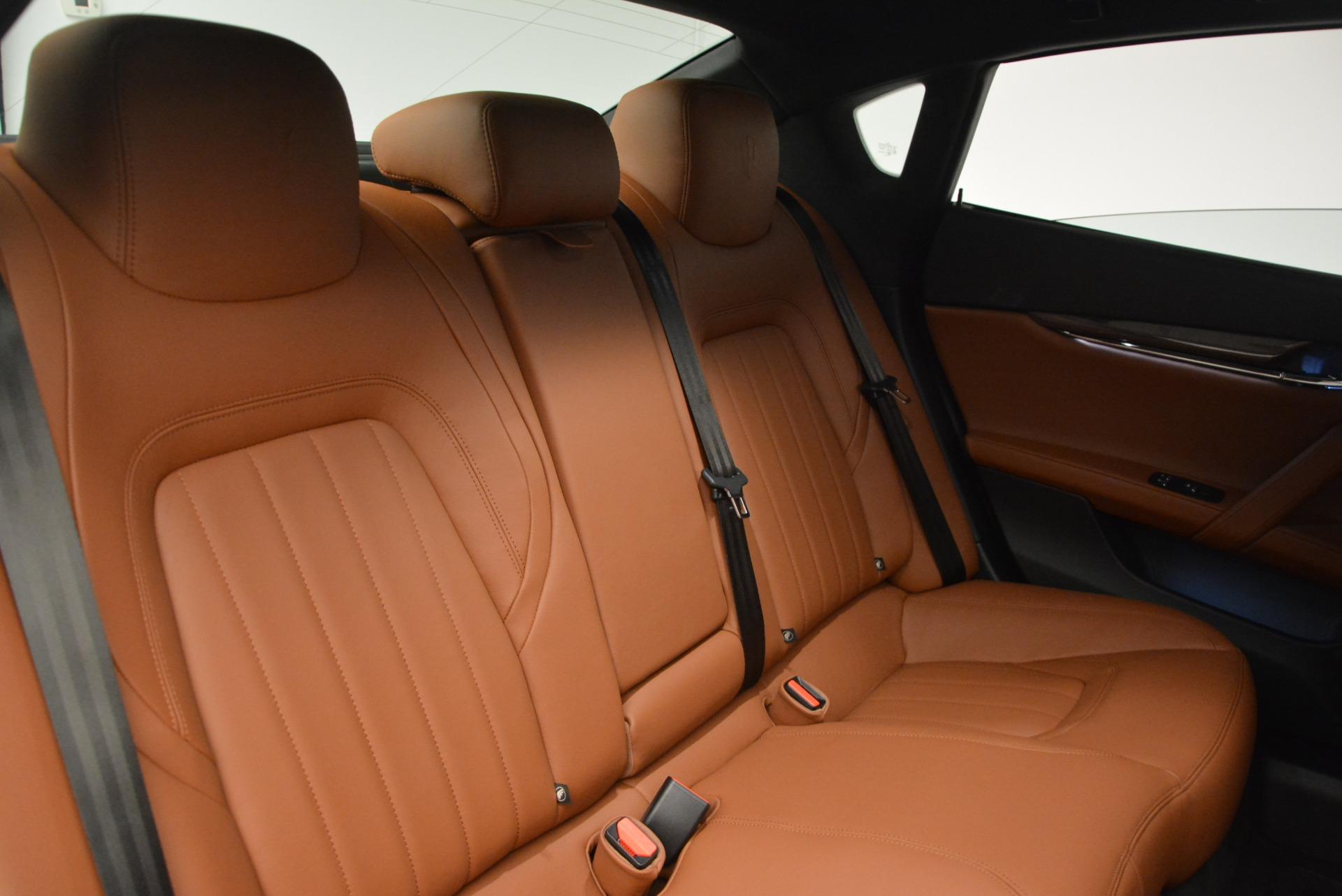 New 2018 Maserati Quattroporte S Q4 For Sale In Greenwich, CT. Alfa Romeo of Greenwich, W574 2091_p26