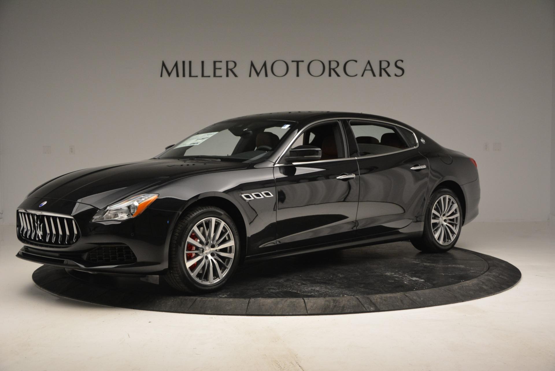 New 2018 Maserati Quattroporte S Q4 For Sale In Greenwich, CT. Alfa Romeo of Greenwich, W574 2091_p2