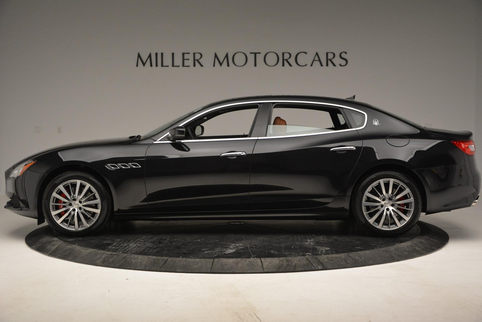 New 2018 Maserati Quattroporte S Q4 For Sale In Greenwich, CT. Alfa Romeo of Greenwich, W574 2091_p3