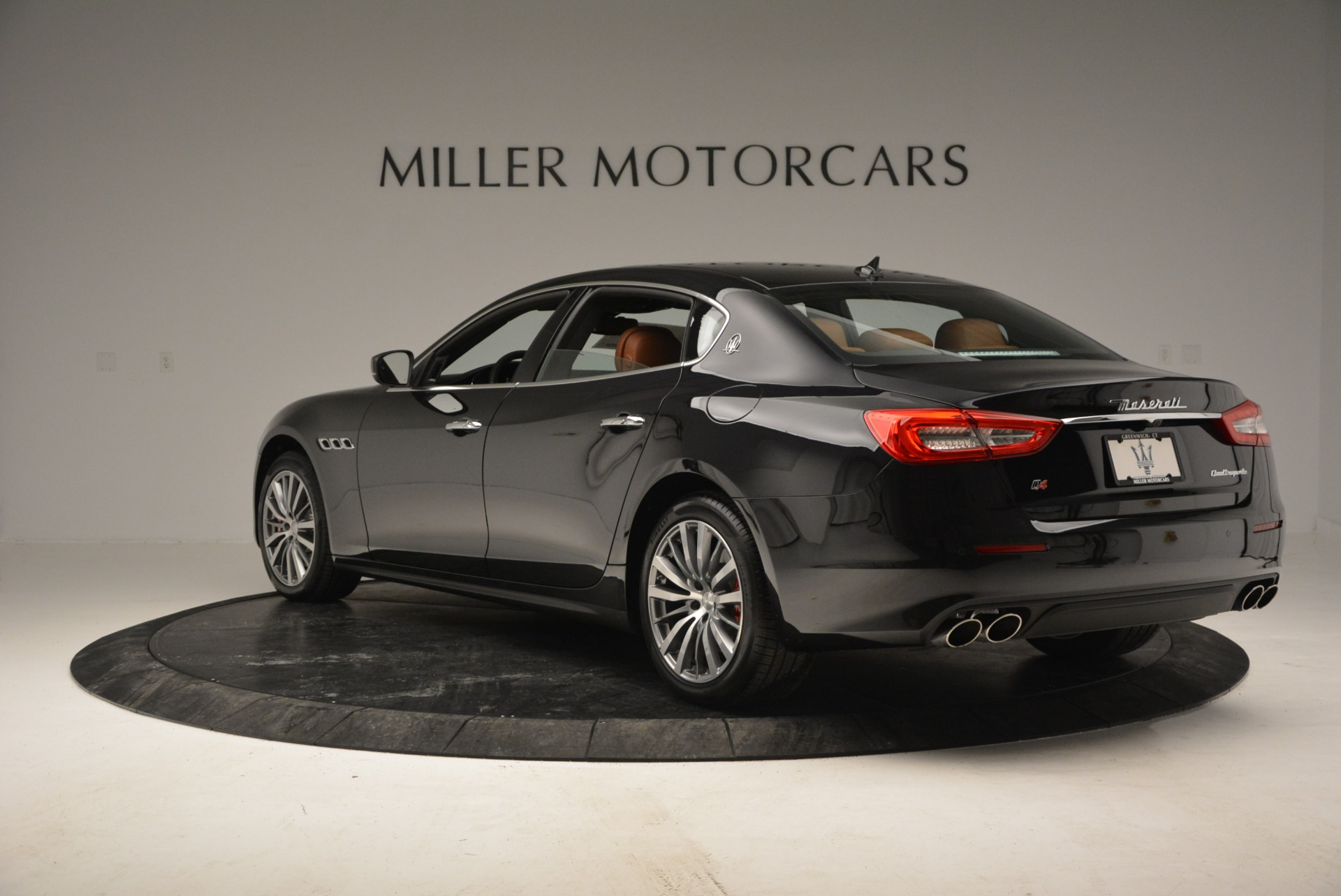 New 2018 Maserati Quattroporte S Q4 For Sale In Greenwich, CT. Alfa Romeo of Greenwich, W574 2091_p5