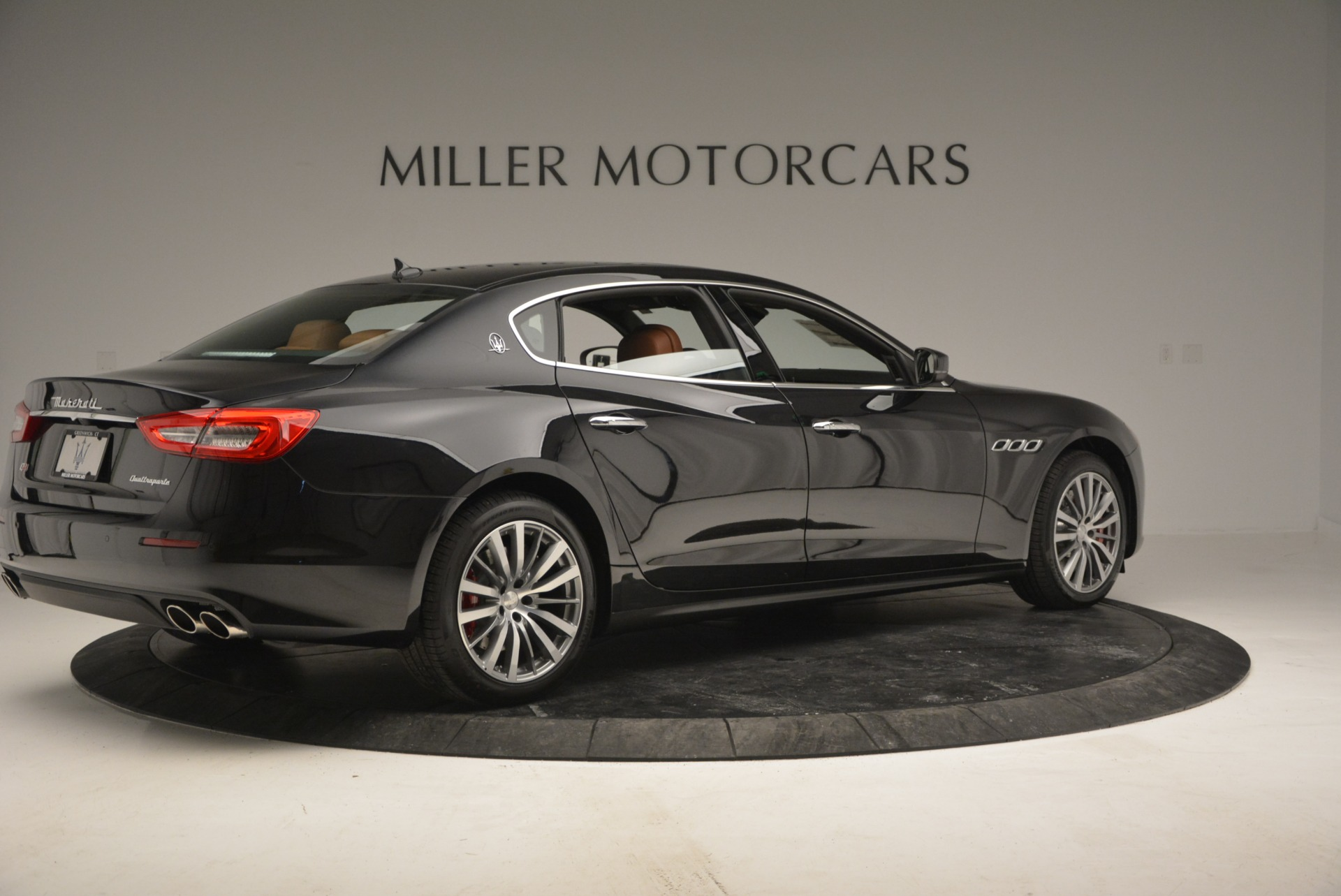 New 2018 Maserati Quattroporte S Q4 For Sale In Greenwich, CT. Alfa Romeo of Greenwich, W574 2091_p8